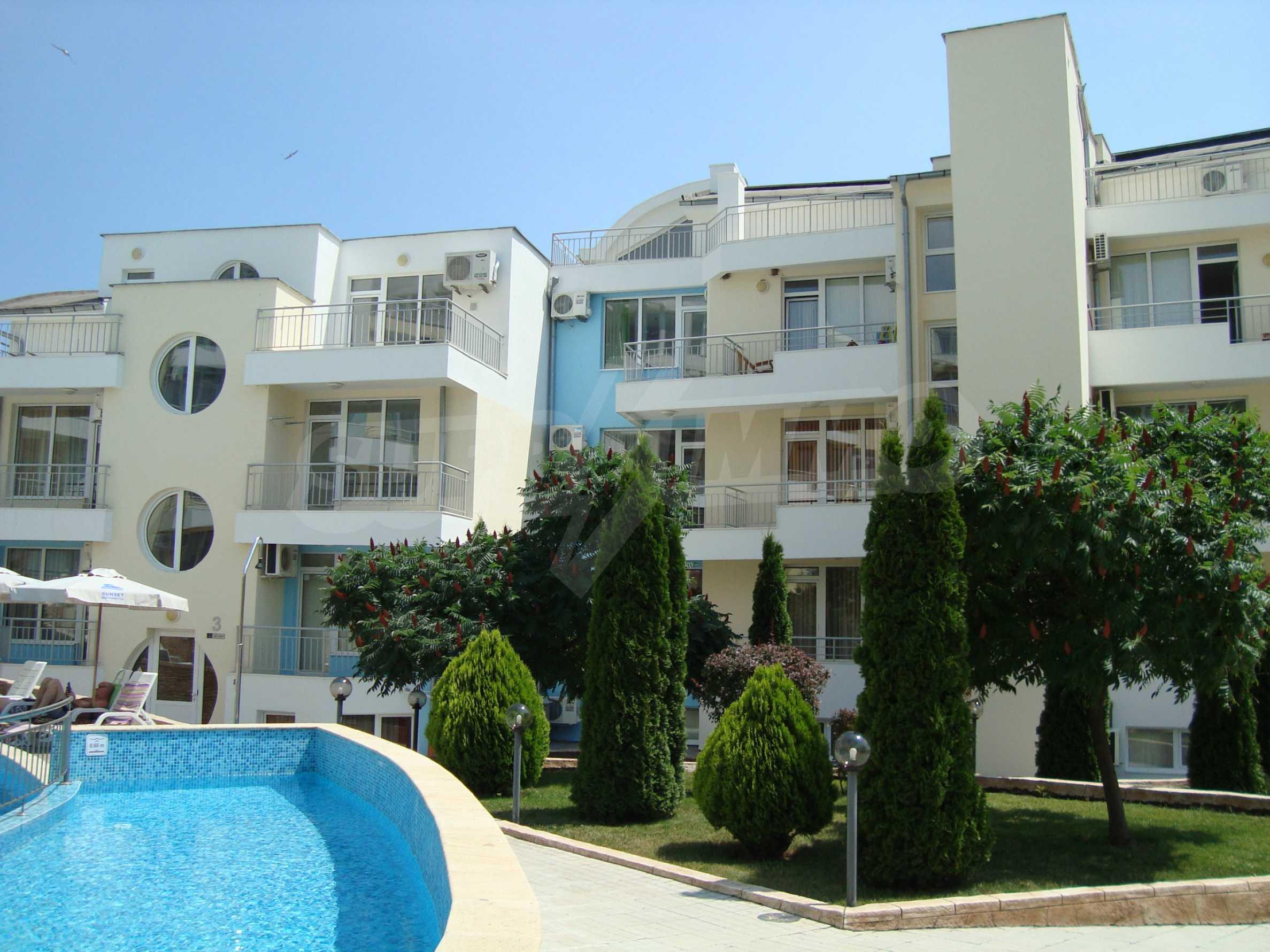 Ein-Zimmer-Wohnung in Sunset 1 Kosharitsa 17