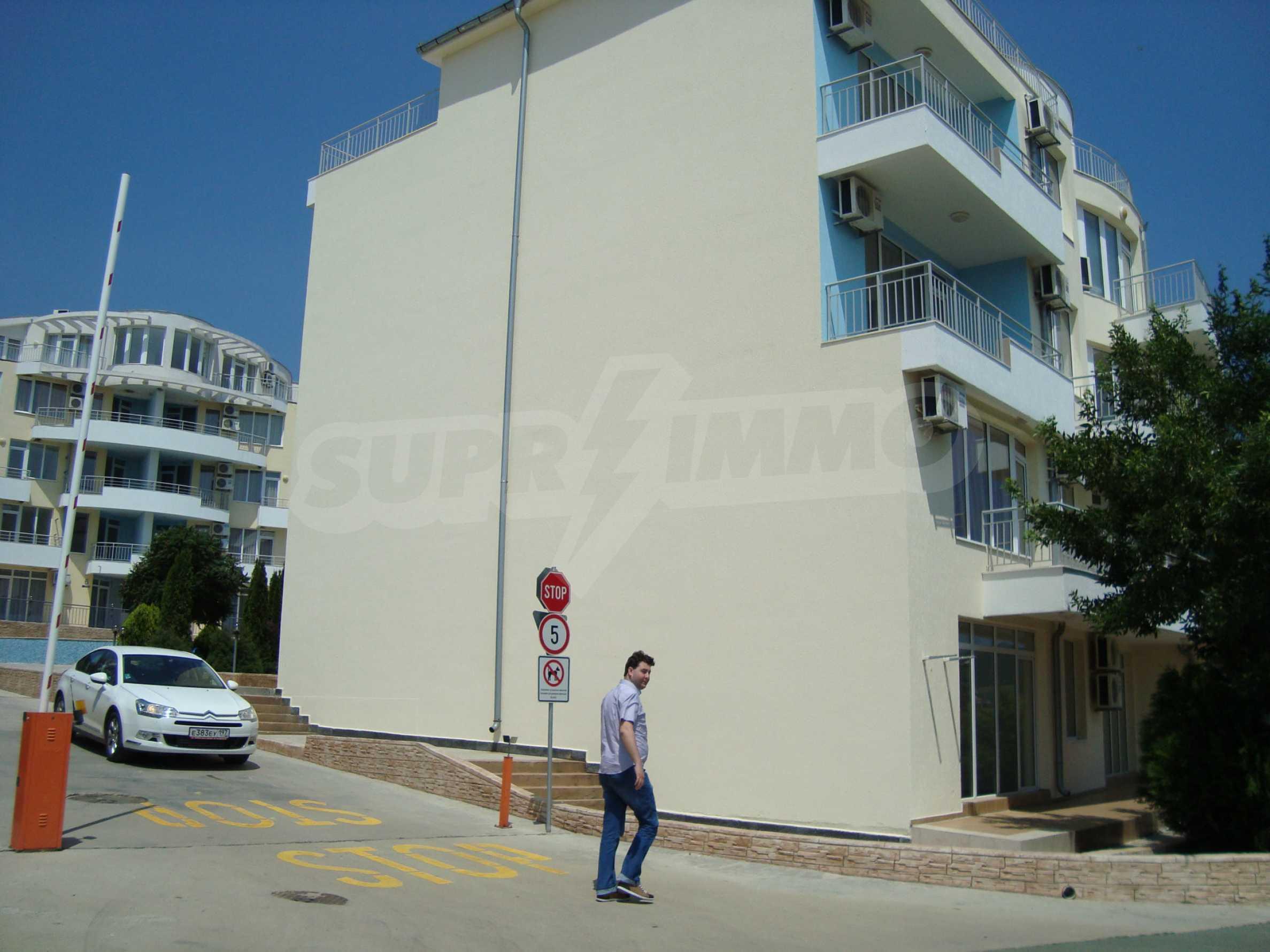 Ein-Zimmer-Wohnung in Sunset 1 Kosharitsa 24