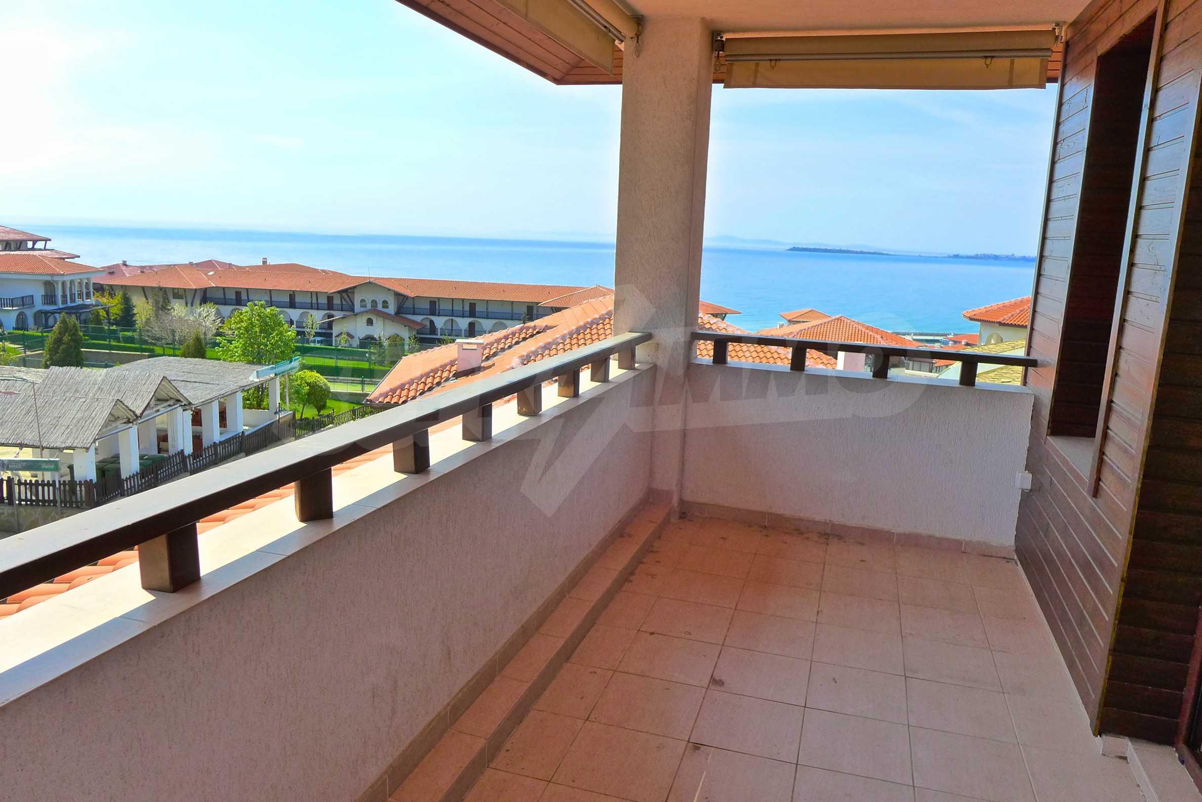 """Elegante Wohnung in einem Komplex am Strand in der Nähe von """"Marina Dinevi"""" 16"""