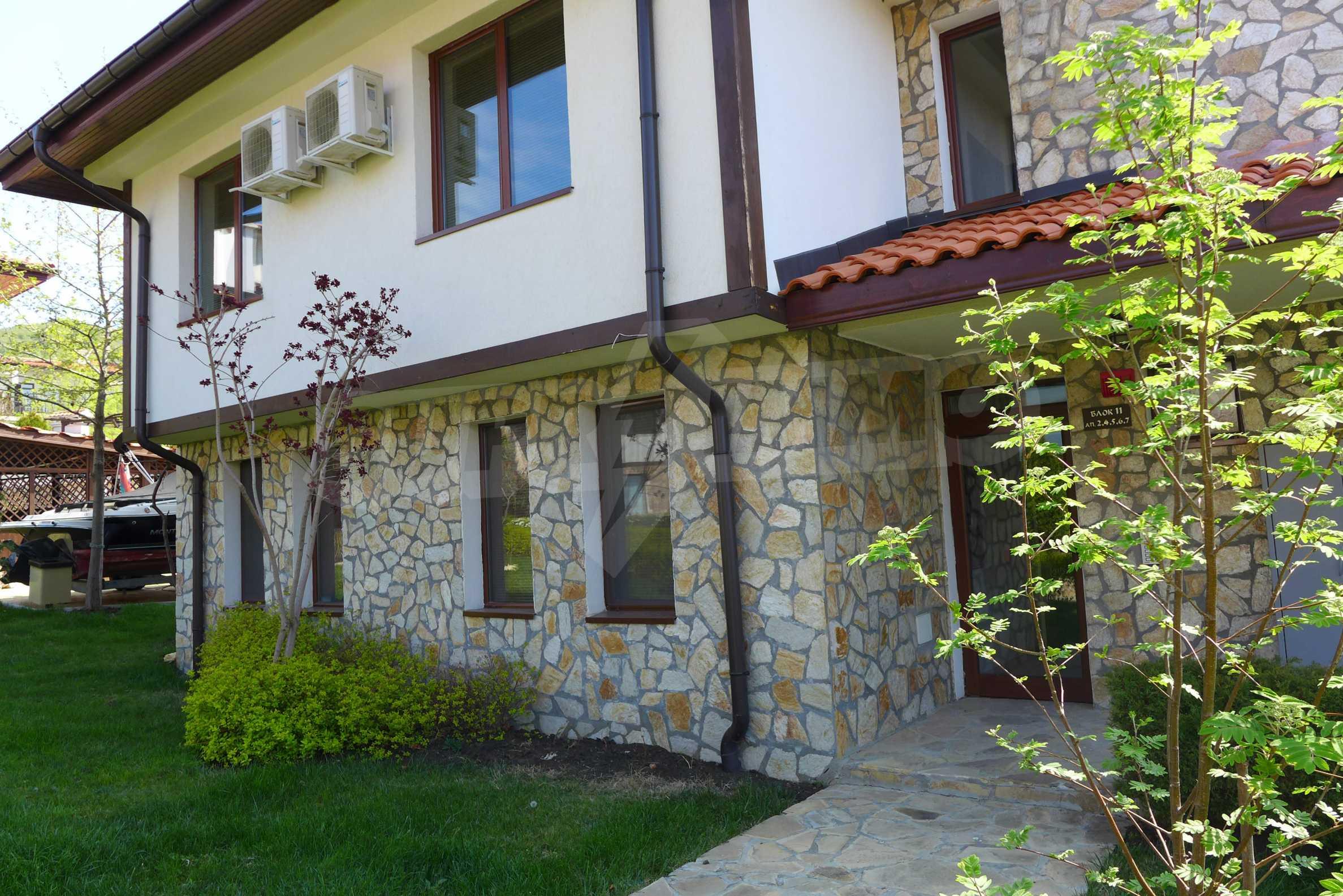 """Elegante Wohnung in einem Komplex am Strand in der Nähe von """"Marina Dinevi"""" 18"""