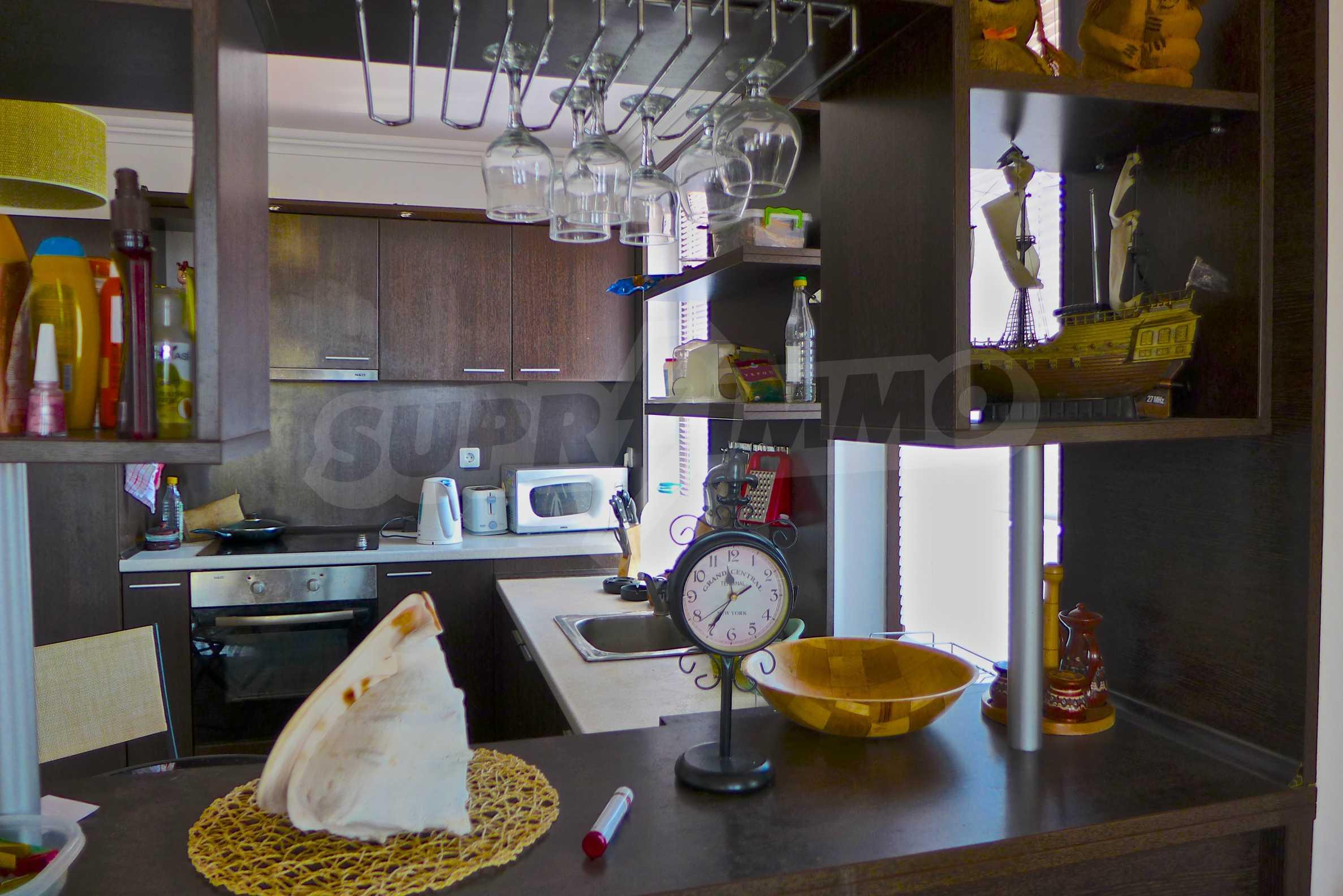 """Elegante Wohnung in einem Komplex am Strand in der Nähe von """"Marina Dinevi"""" 8"""