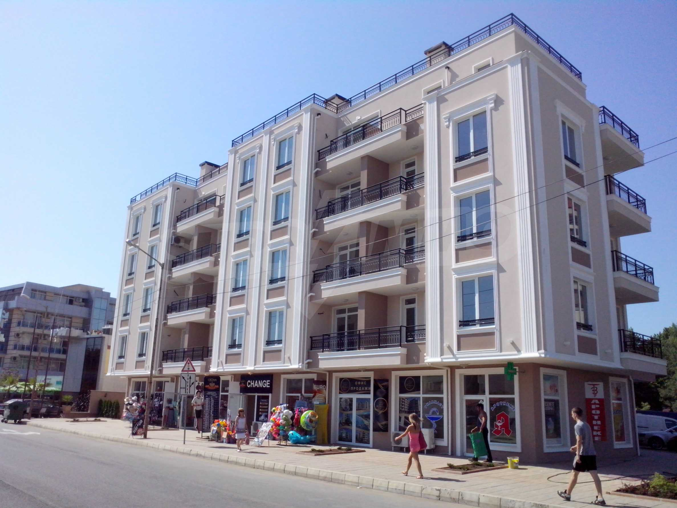 Premier residence complex in Sunny Beach