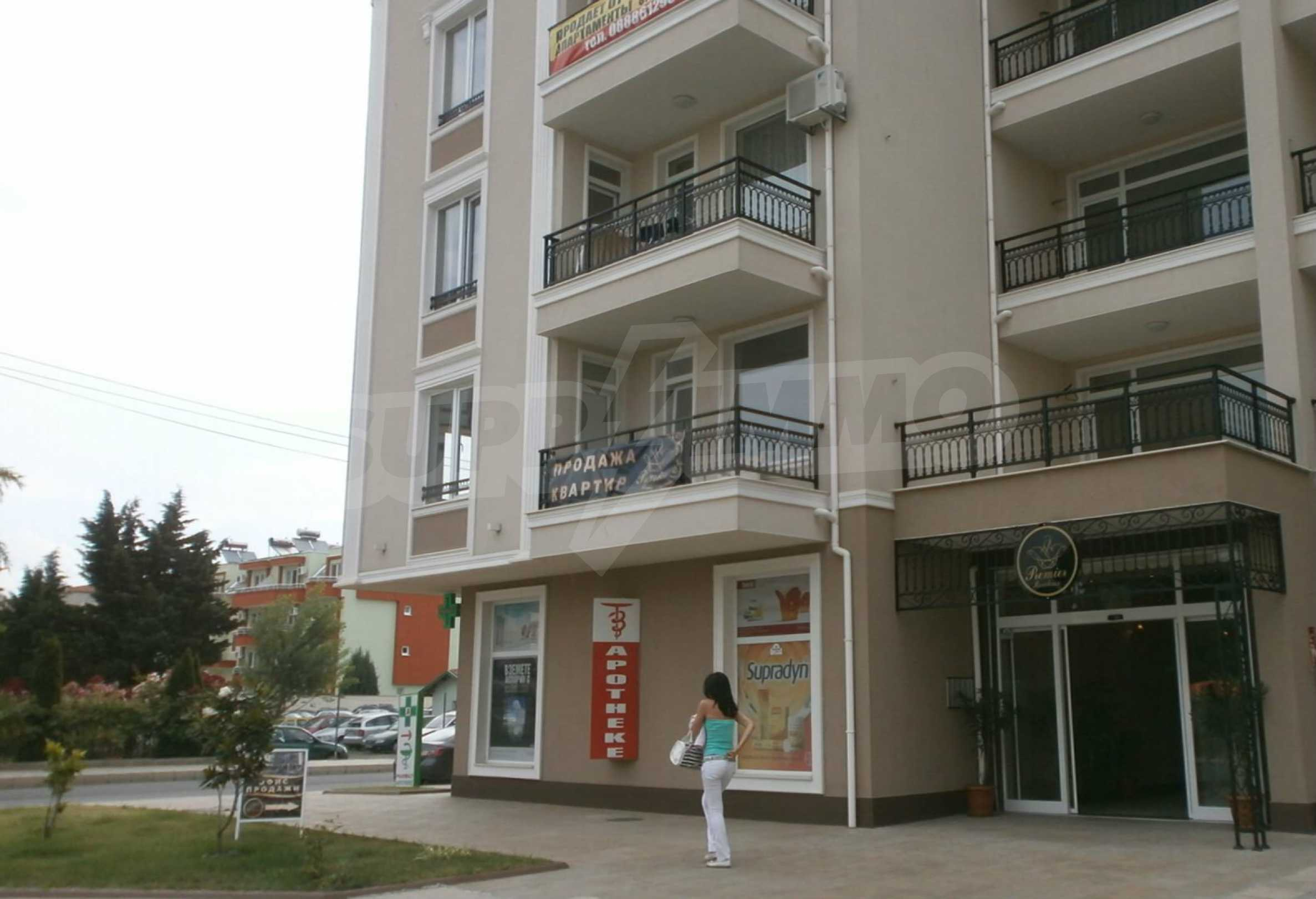 Premier residence complex in Sunny Beach 29