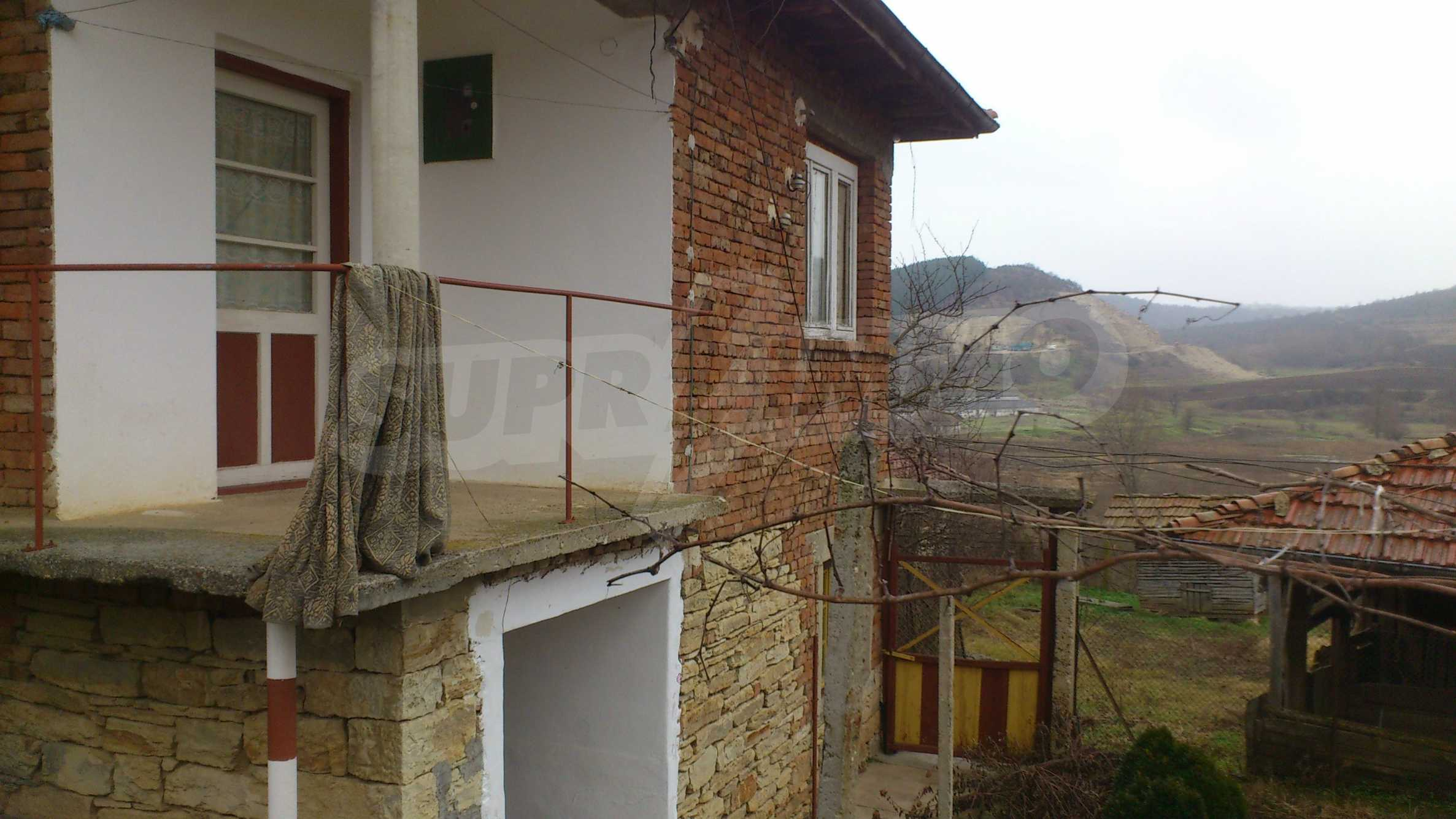 A nice house in a village 13