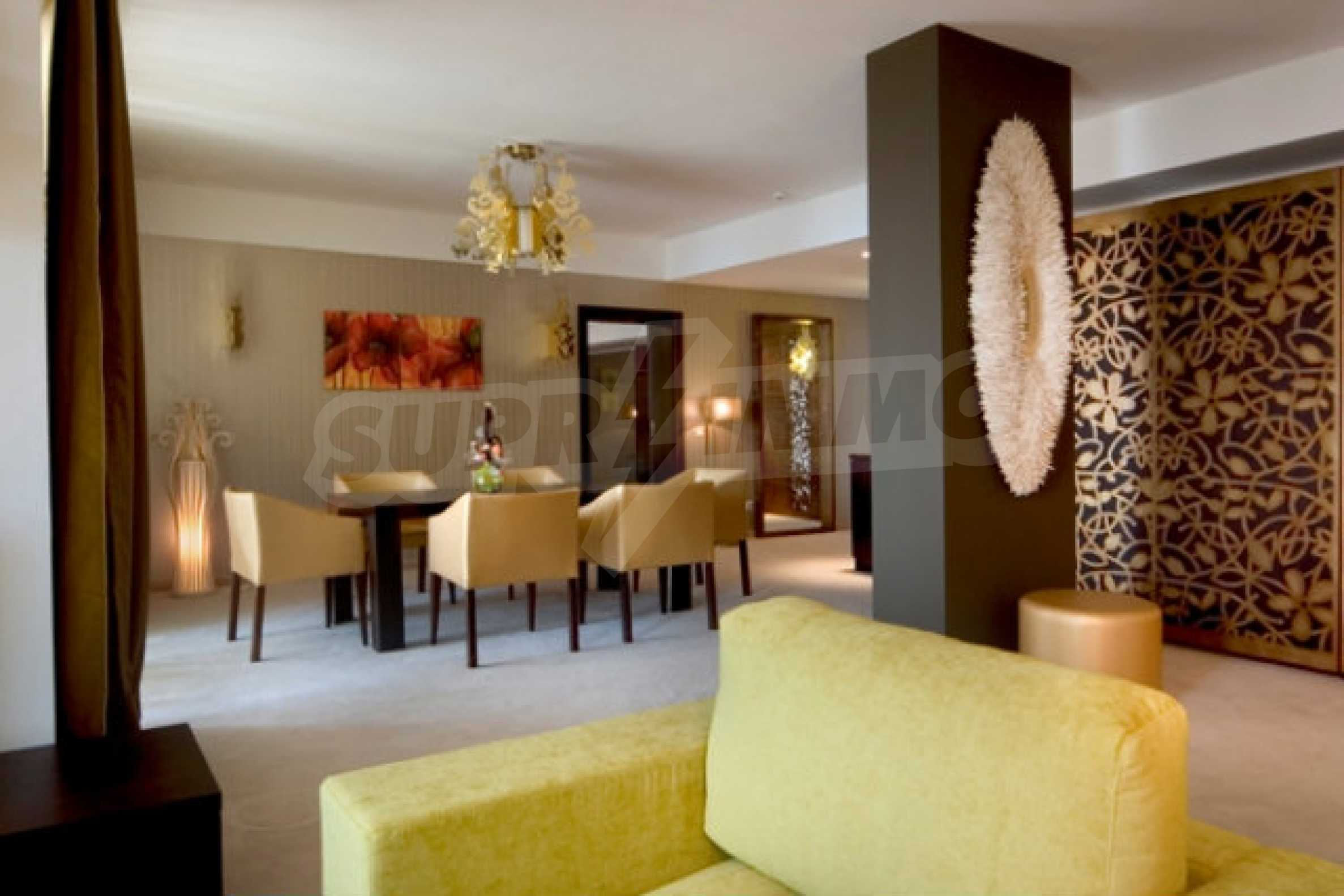 One-bedroom apartment in Royal Beach Barcelo complex in Sunny Beach 9