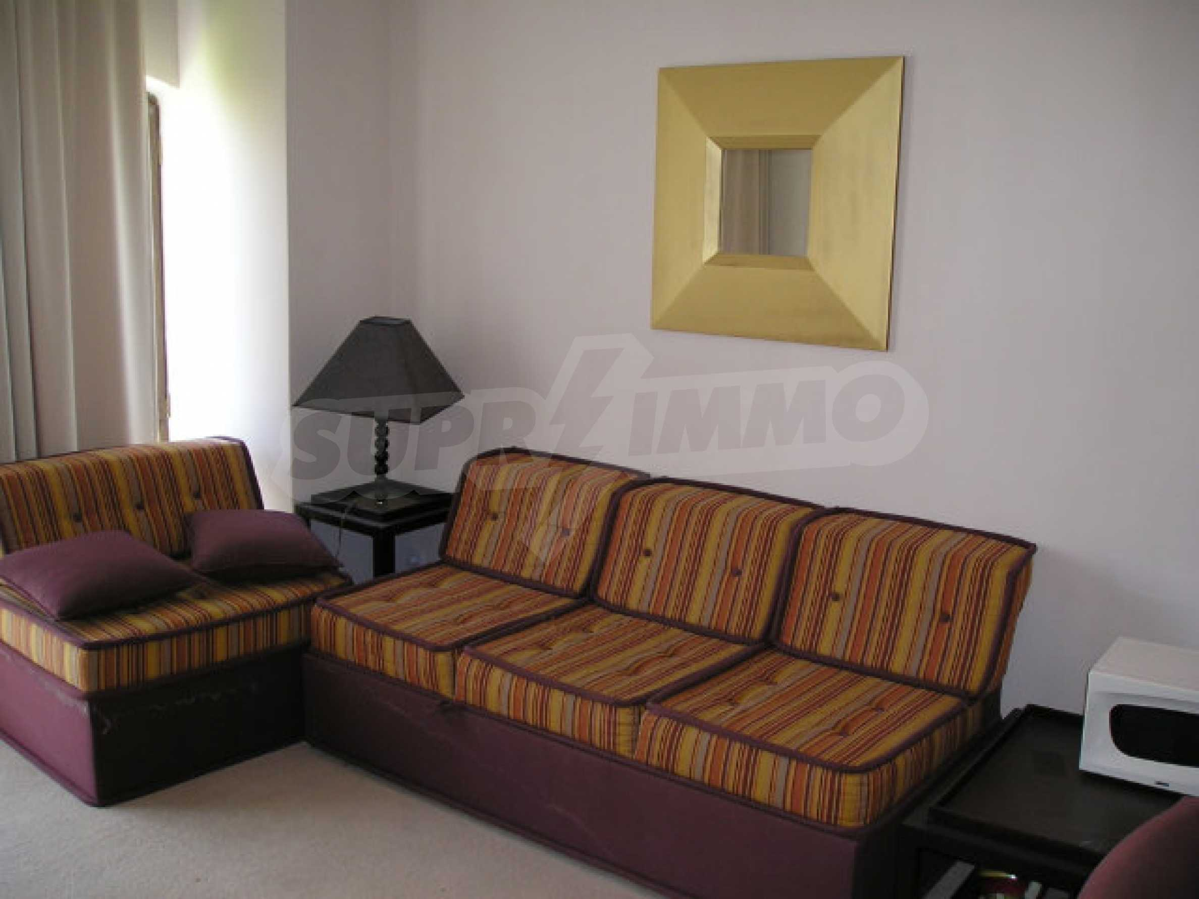 One-bedroom apartment in Royal Beach Barcelo complex in Sunny Beach 15
