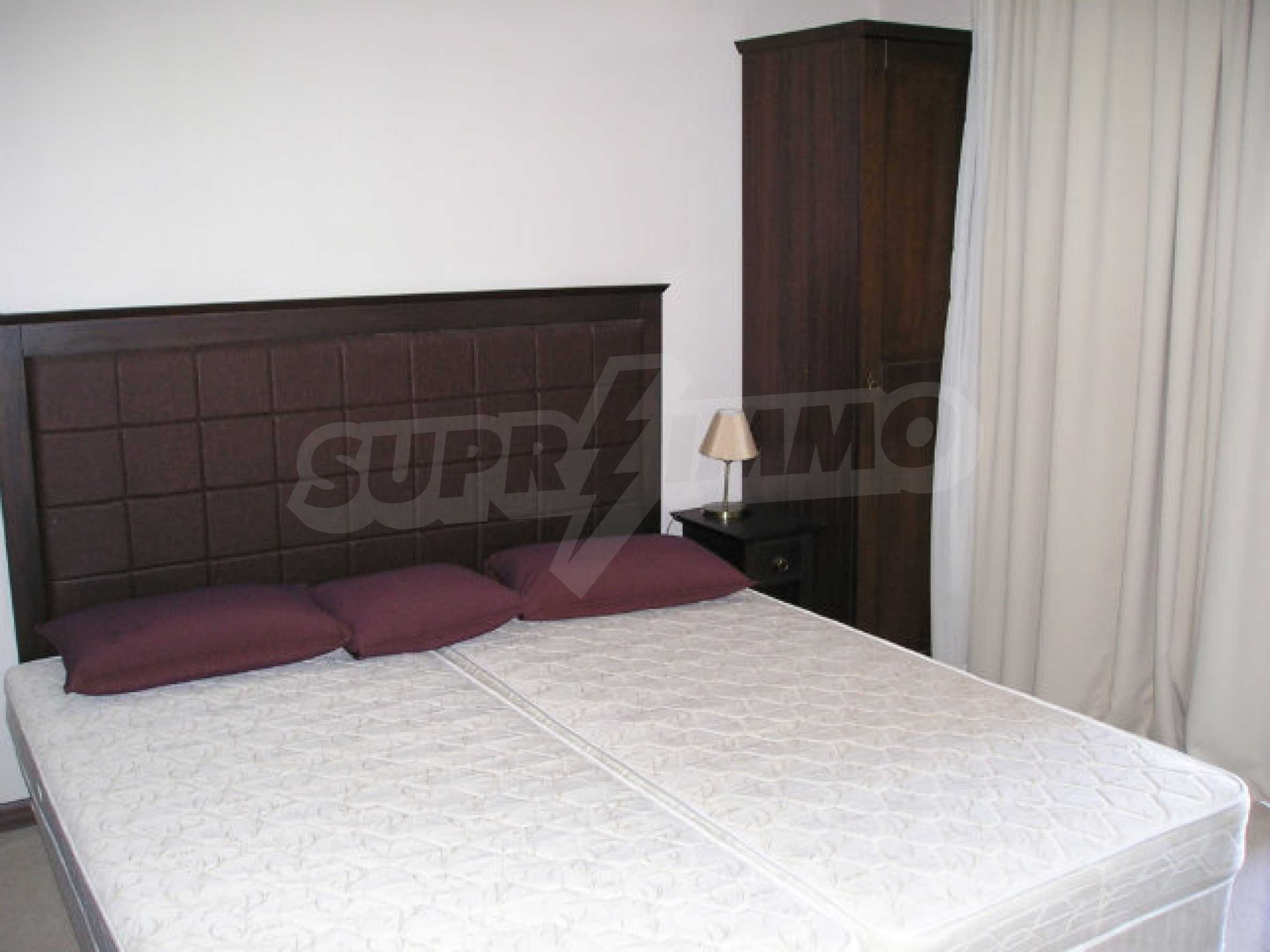 One-bedroom apartment in Royal Beach Barcelo complex in Sunny Beach 18