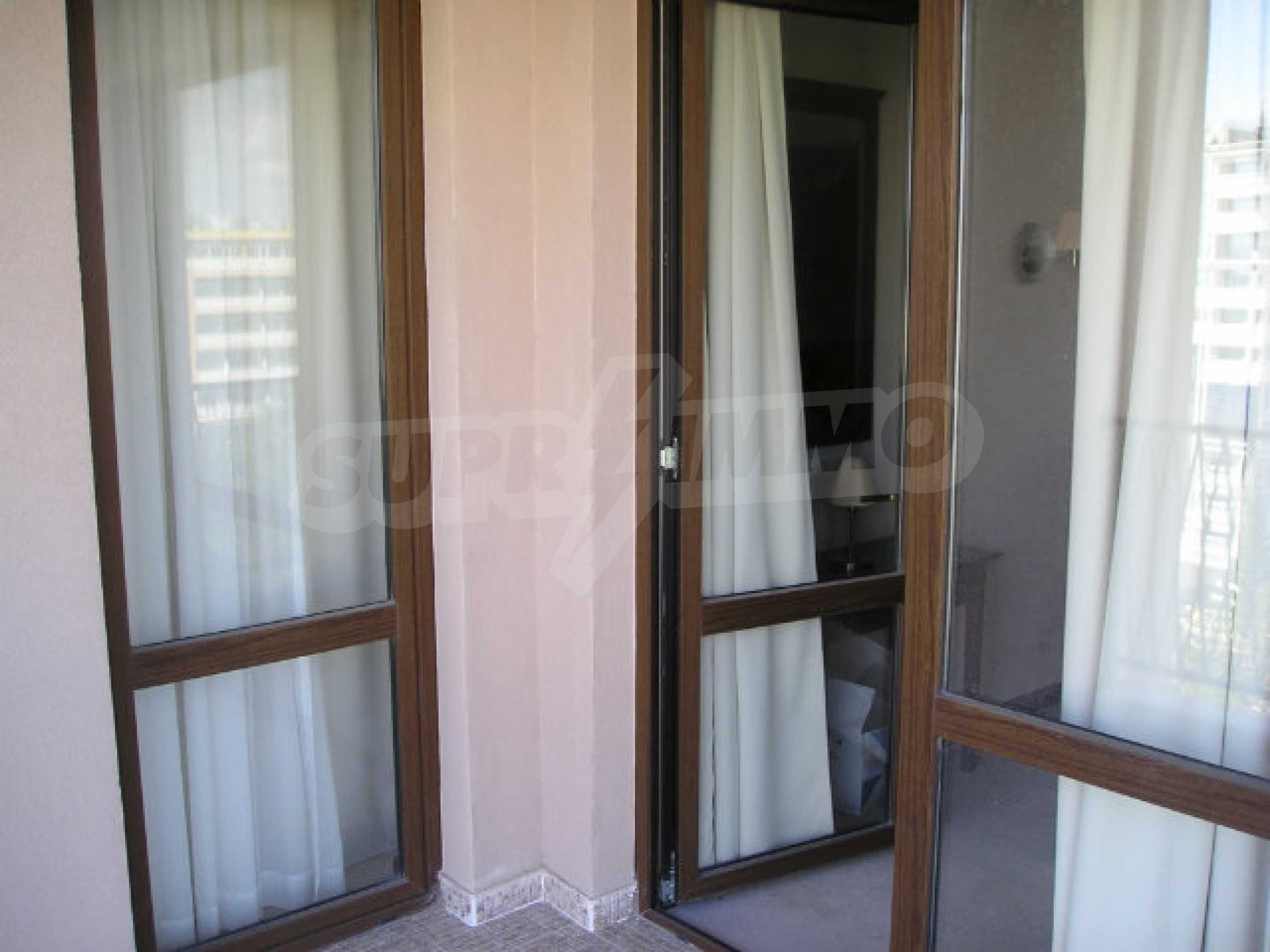 One-bedroom apartment in Royal Beach Barcelo complex in Sunny Beach 20