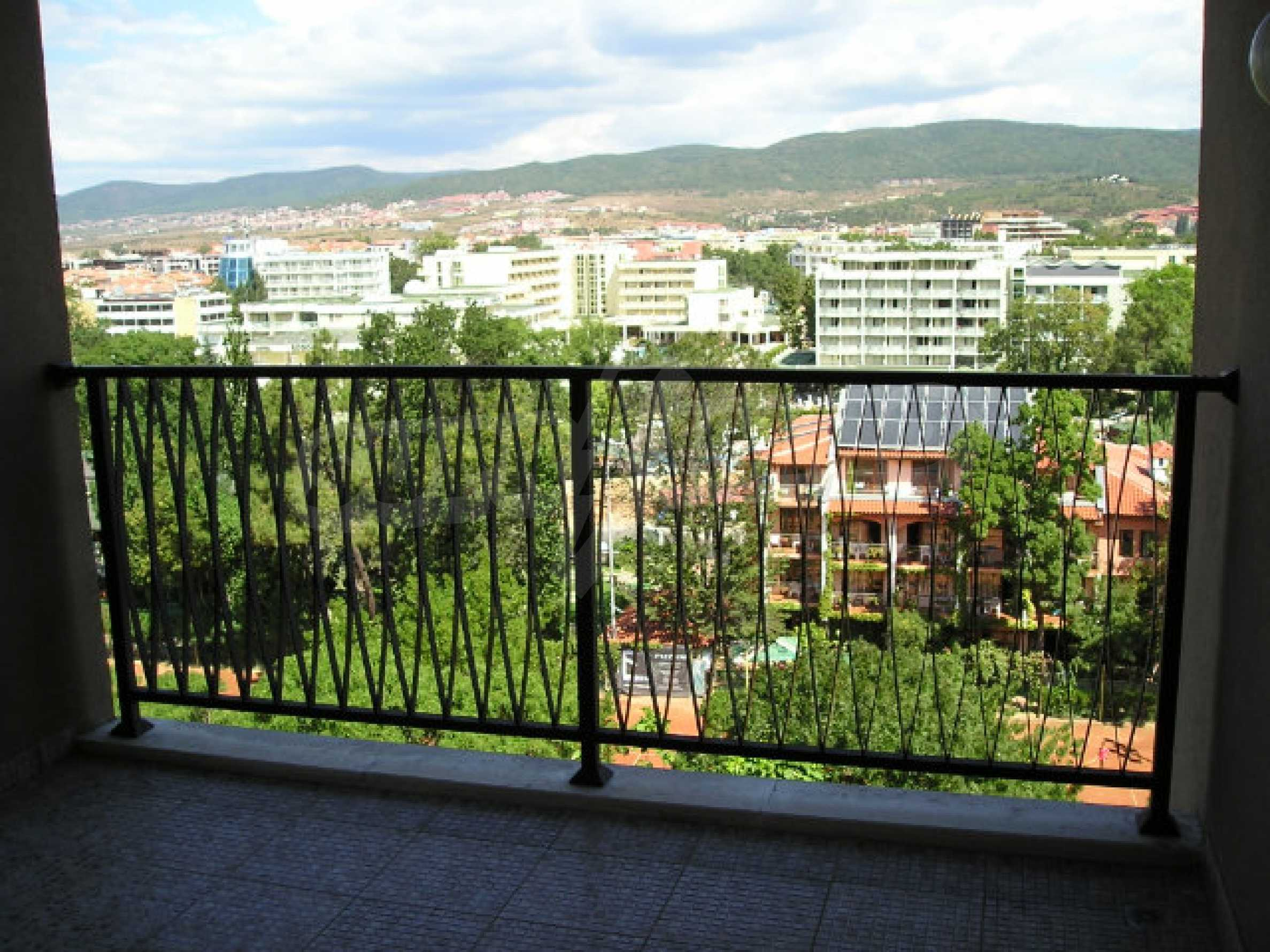 One-bedroom apartment in Royal Beach Barcelo complex in Sunny Beach 21