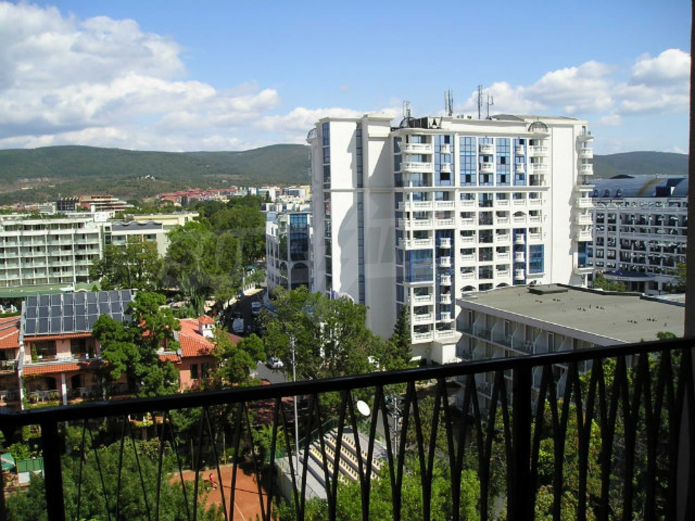 One-bedroom apartment in Royal Beach Barcelo complex in Sunny Beach 22