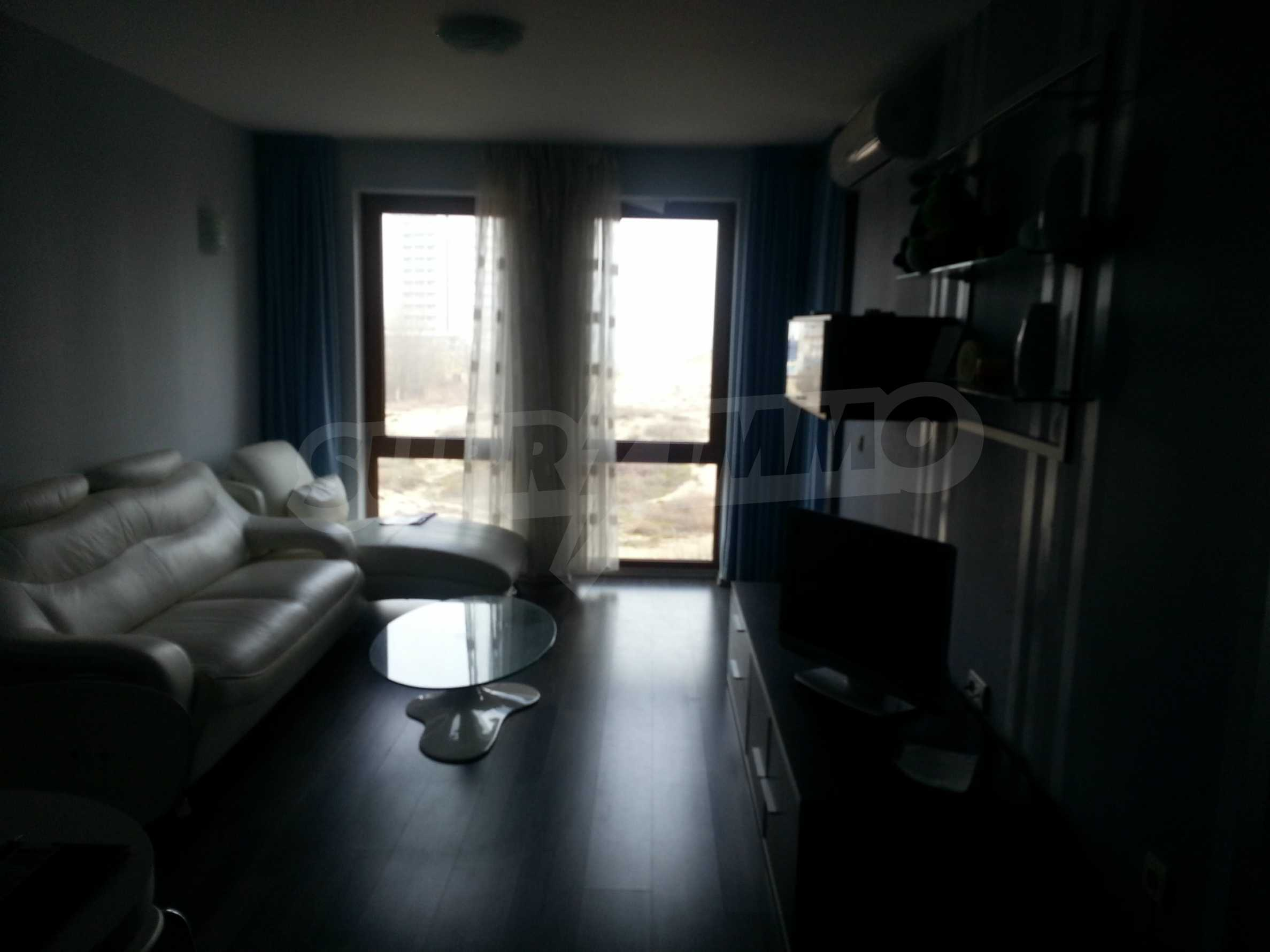 One-bedroom apartment in Golden Dunes in Sunny Beach 1
