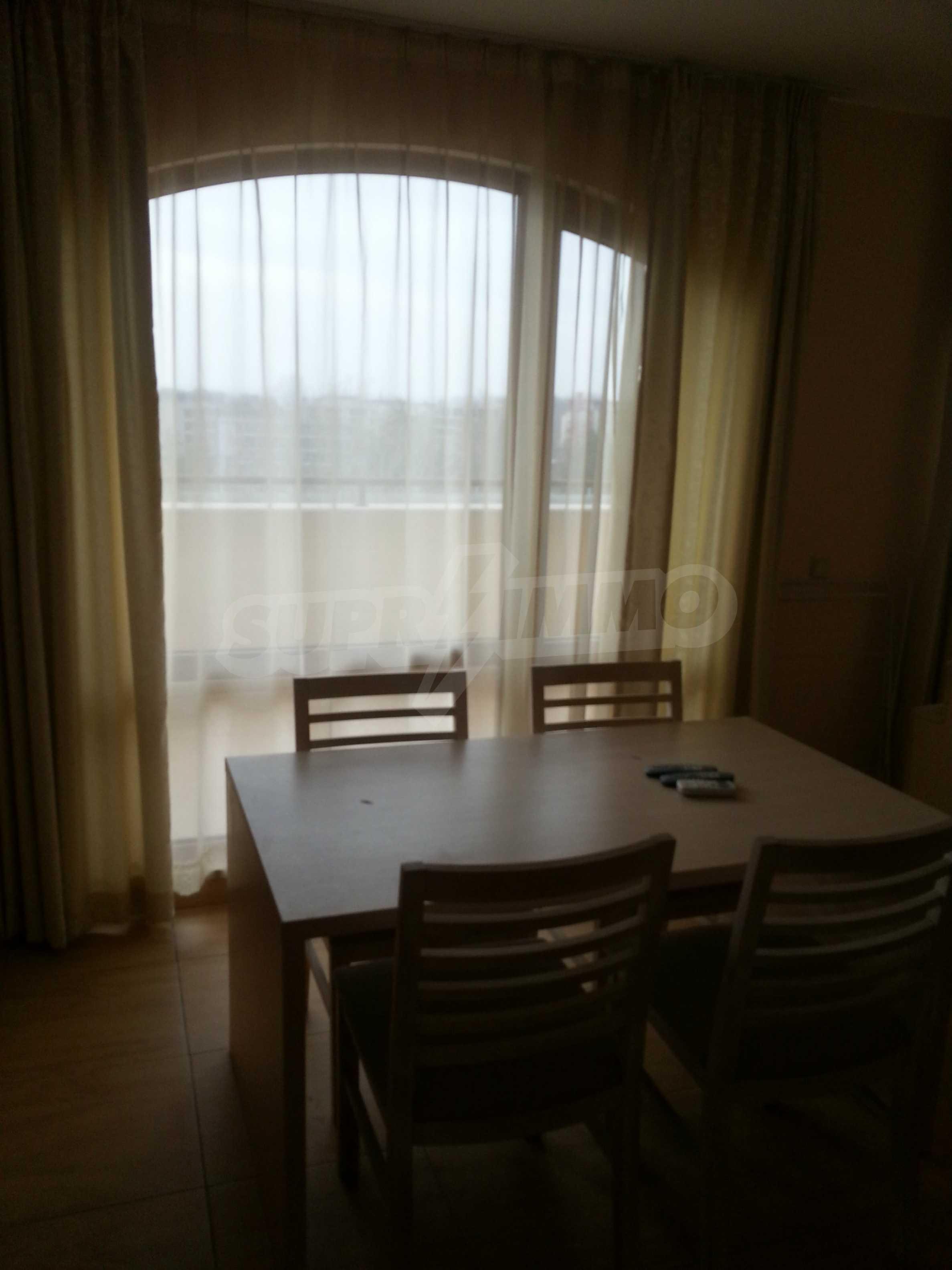 Apartment mit einem Schlafzimmer im Golden Dunes-Komplex in Sonnenstrand 2