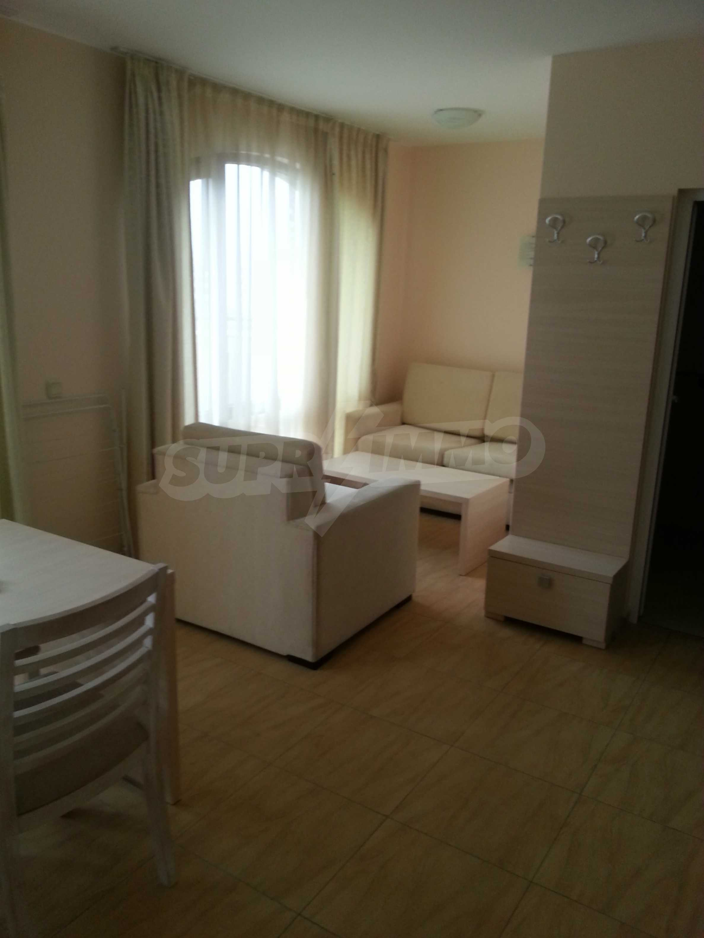 Apartment mit einem Schlafzimmer im Golden Dunes-Komplex in Sonnenstrand 3