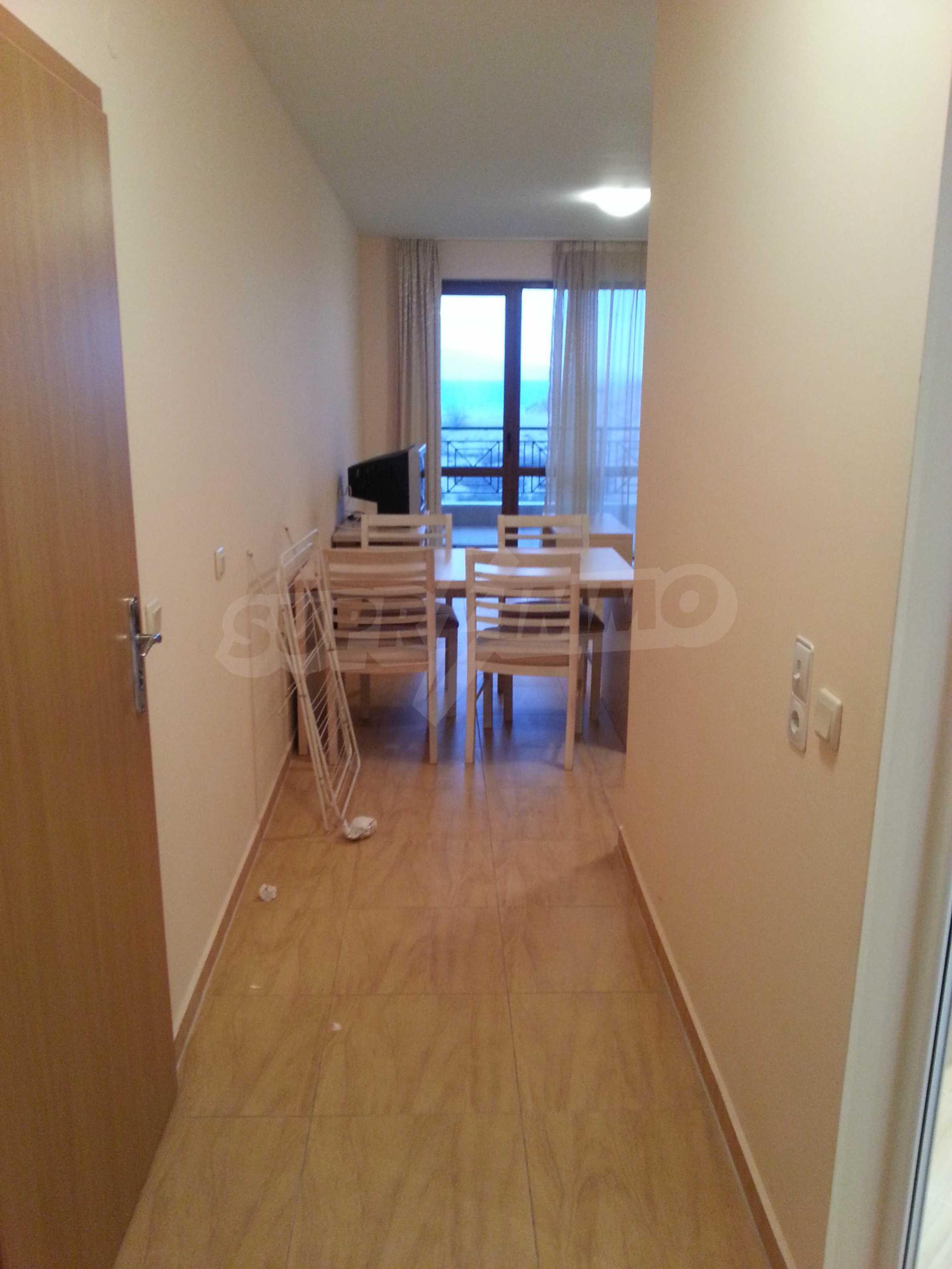 Apartment mit einem Schlafzimmer im Golden Dunes-Komplex in Sonnenstrand