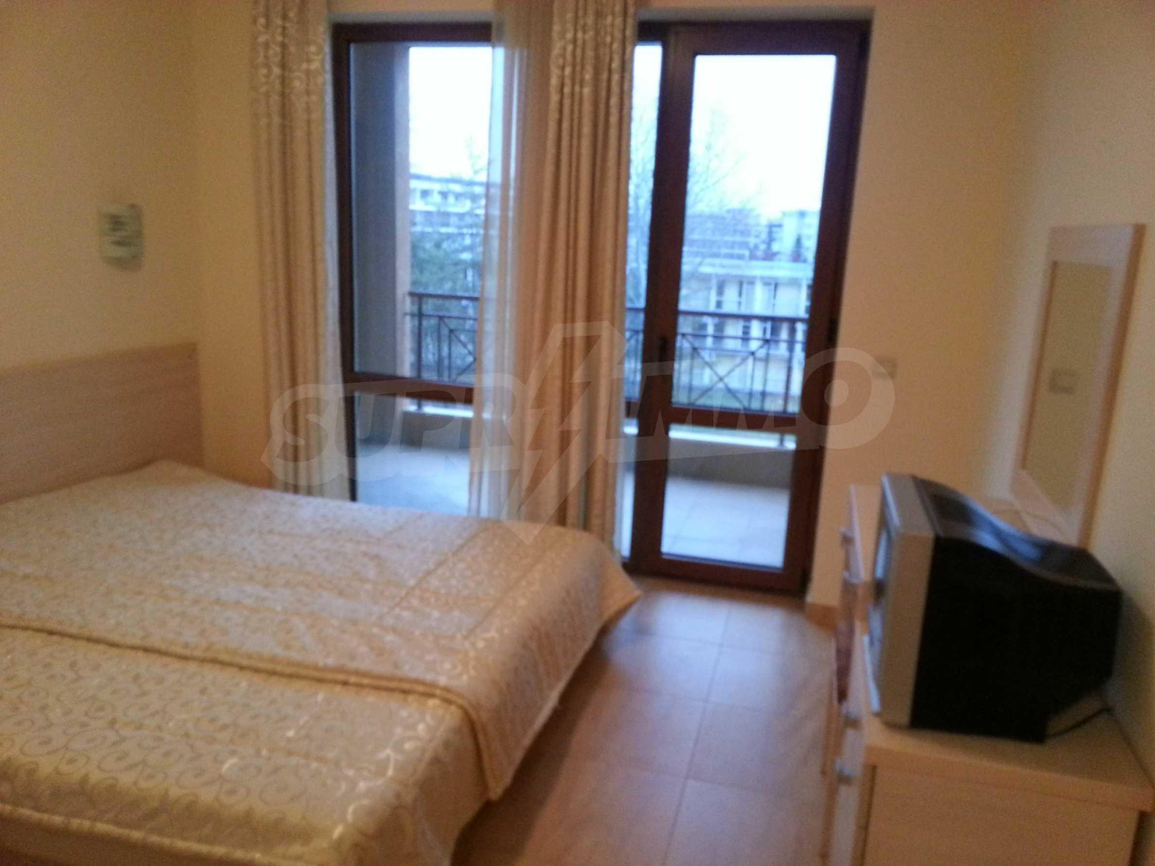 Apartment mit einem Schlafzimmer im Golden Dunes-Komplex in Sonnenstrand 1