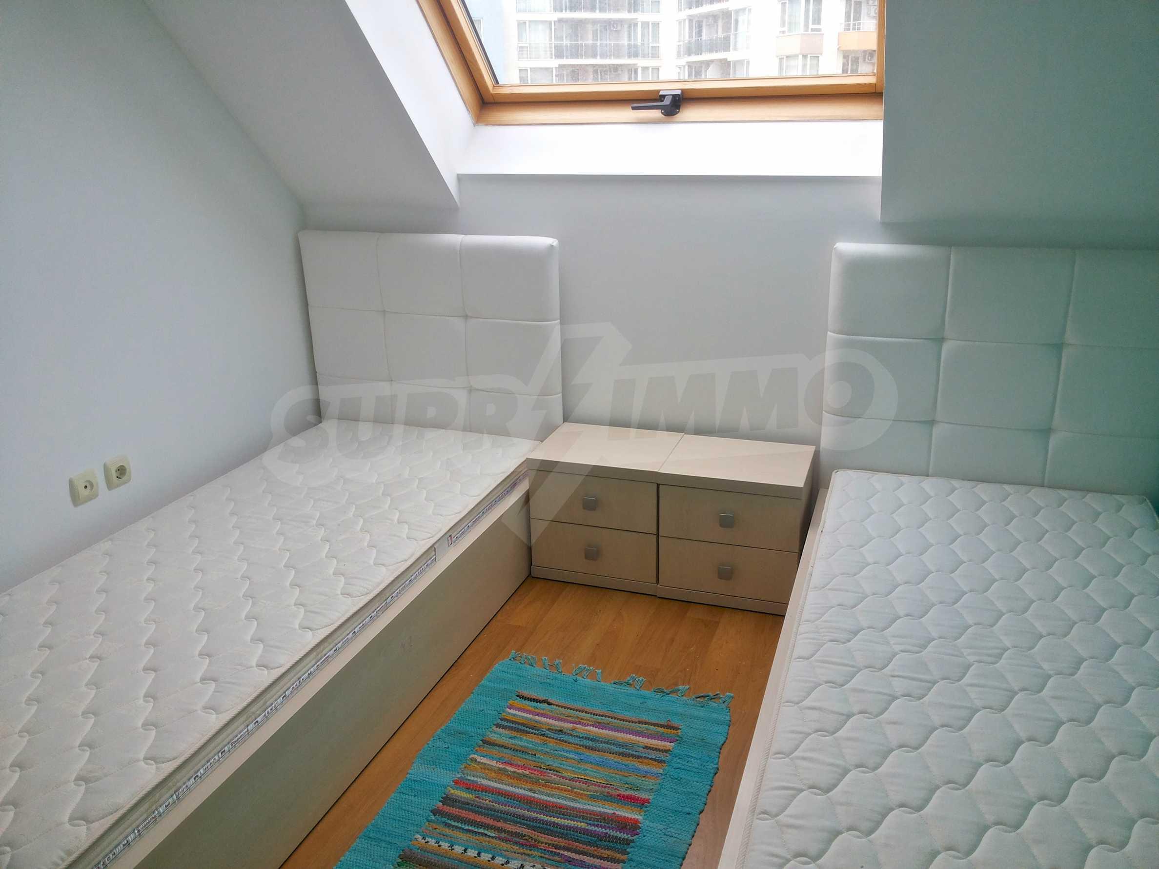 Zwei-Zimmer-Wohnung in einem Komplex 50 Meter vom Meer entfernt 6
