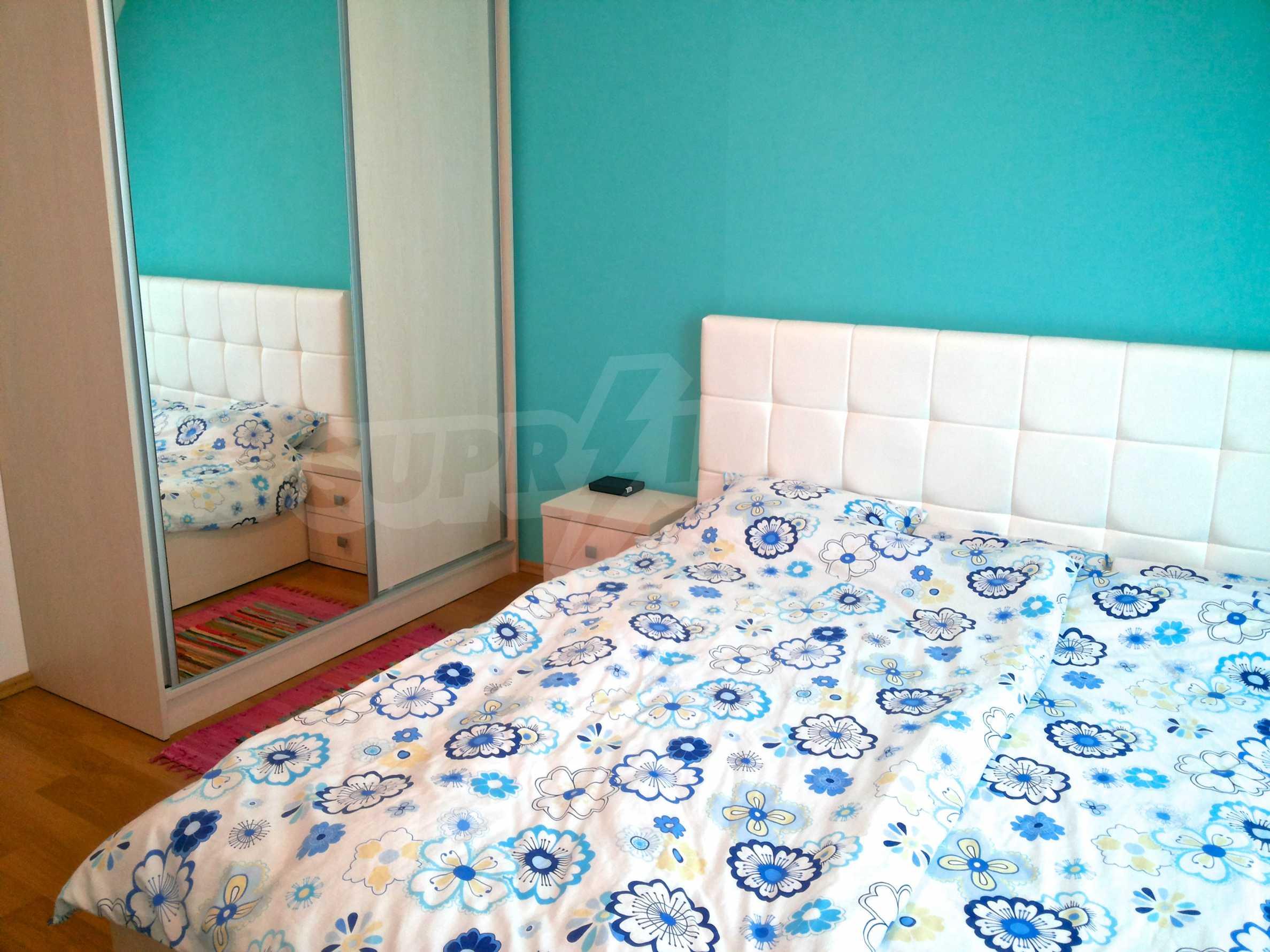 Zwei-Zimmer-Wohnung in einem Komplex 50 Meter vom Meer entfernt 8