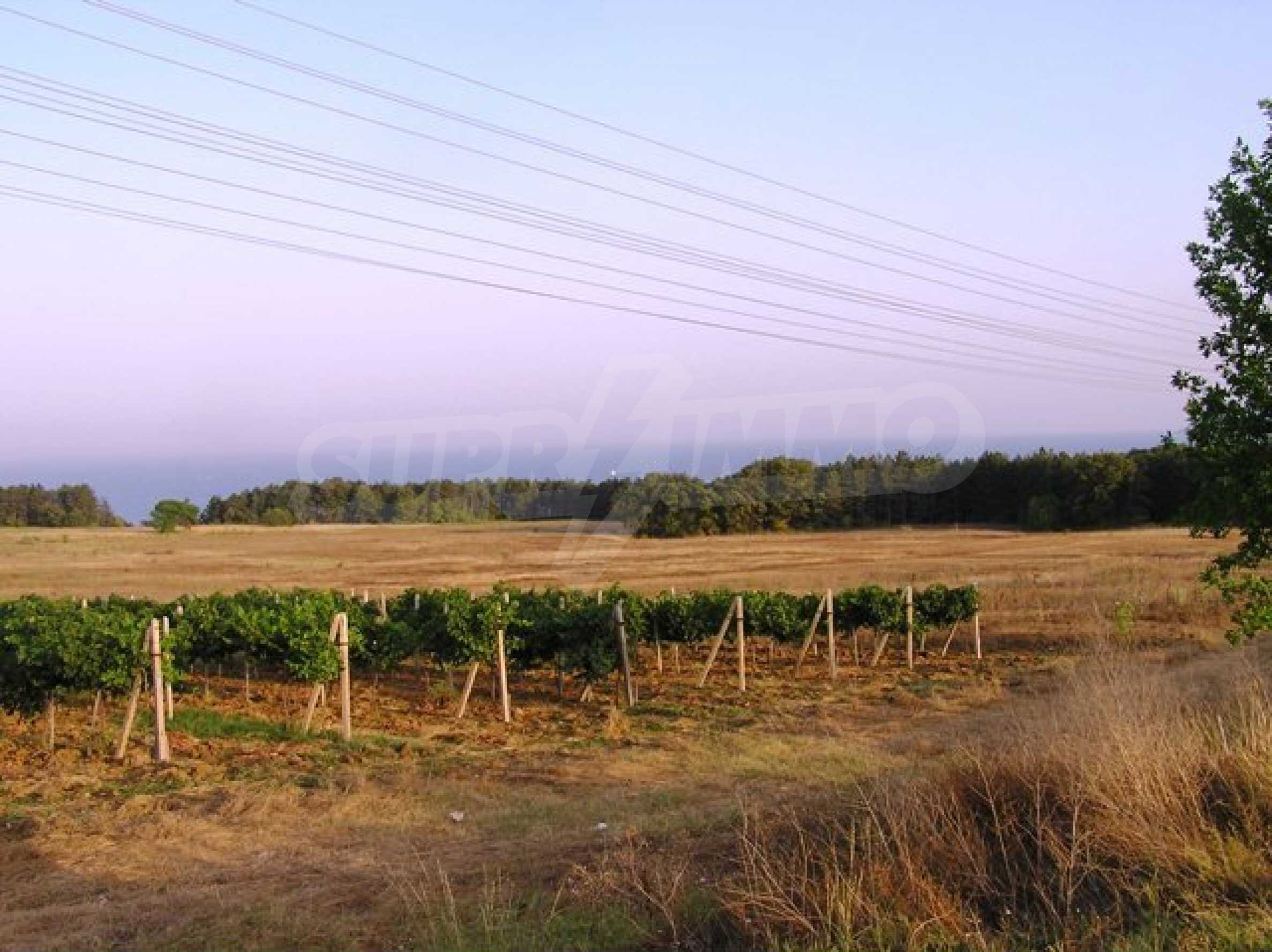 Plot of land in regulation for sale near Obzor 1