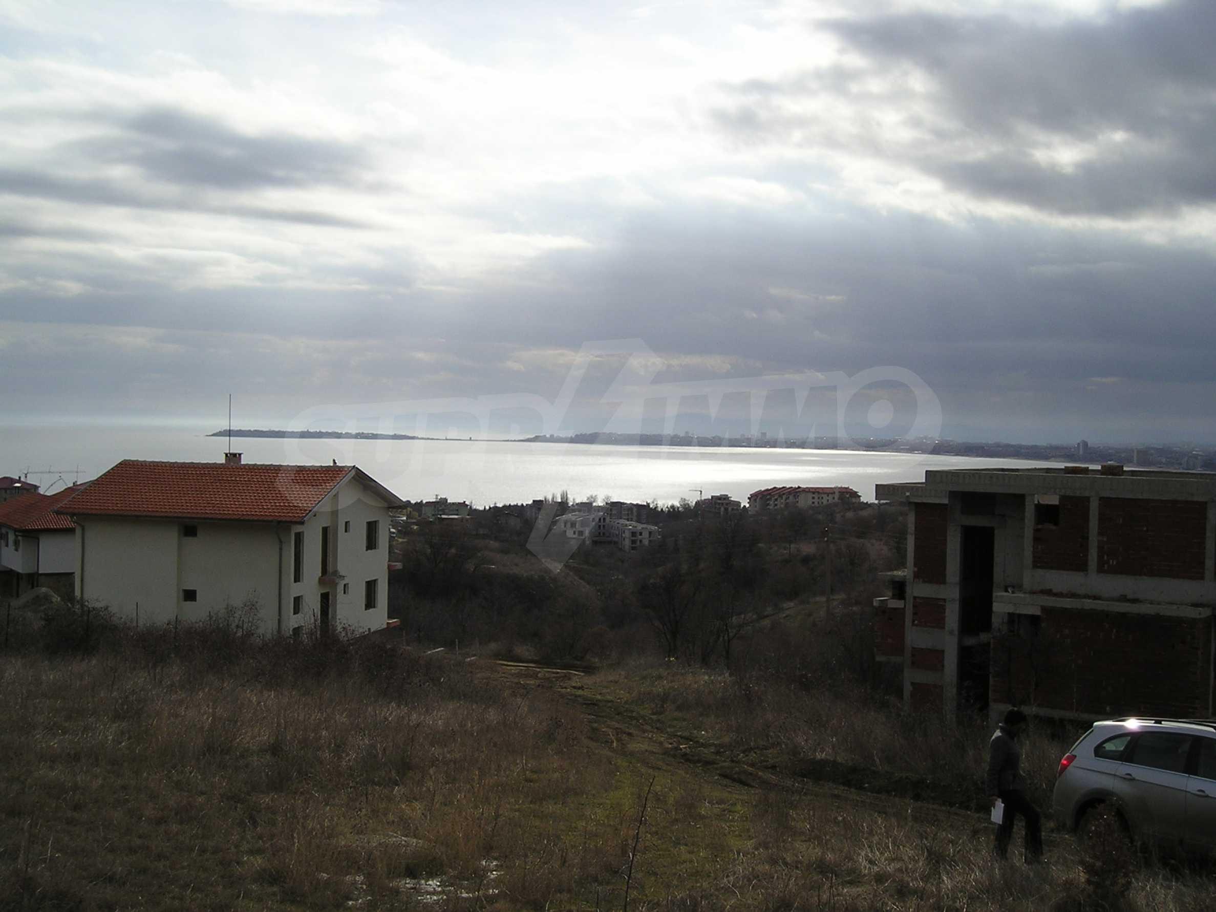 Grundstück mit Meerblick in Sveti Vlas