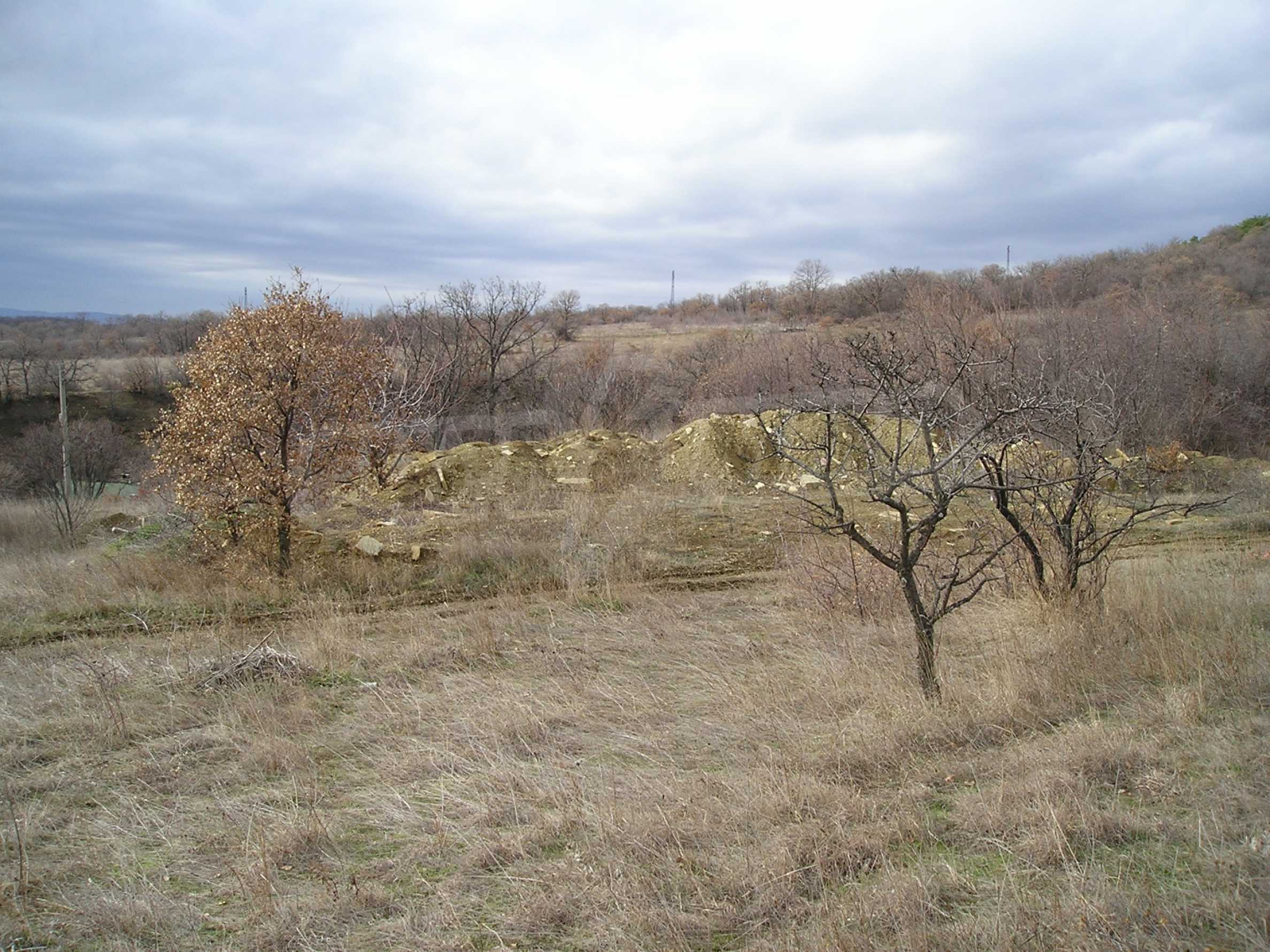 Grundstück mit Meerblick in Sveti Vlas 4
