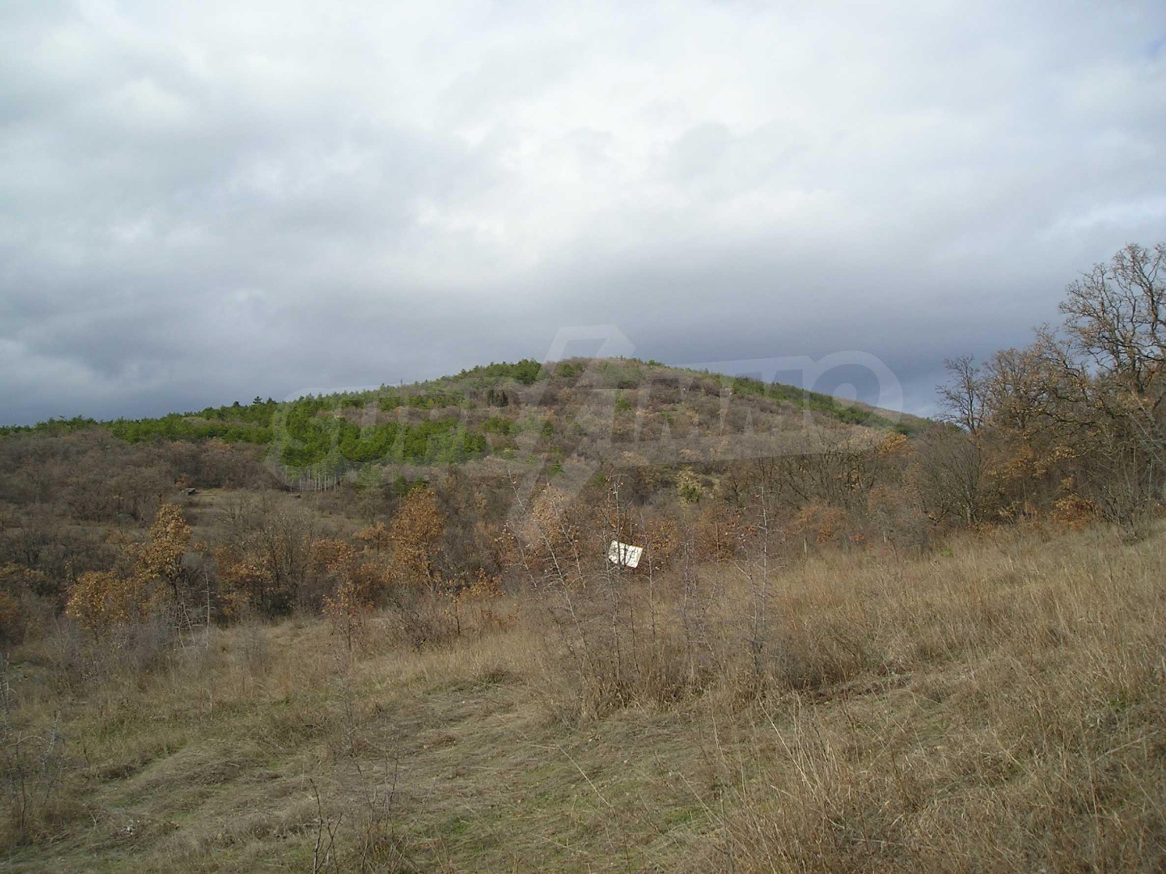 Grundstück mit Meerblick in Sveti Vlas 5