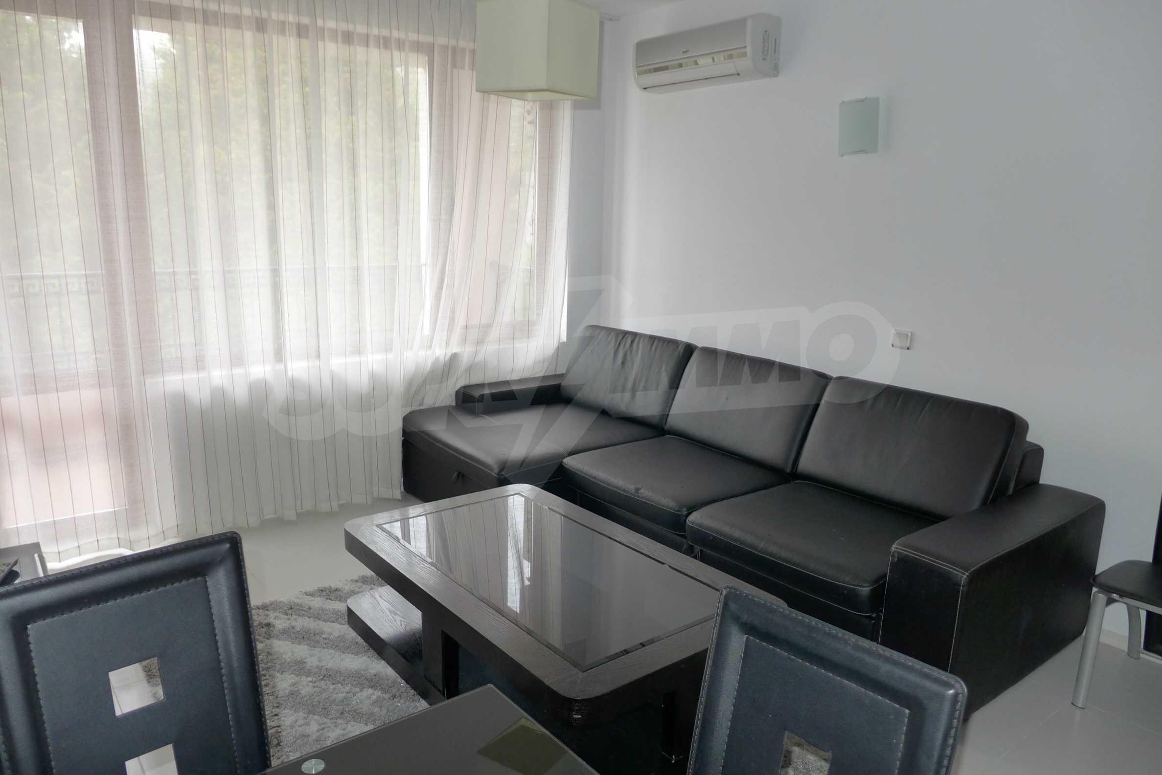 Luxus-Apartment mit einem Schlafzimmer in Rich Komplex 1
