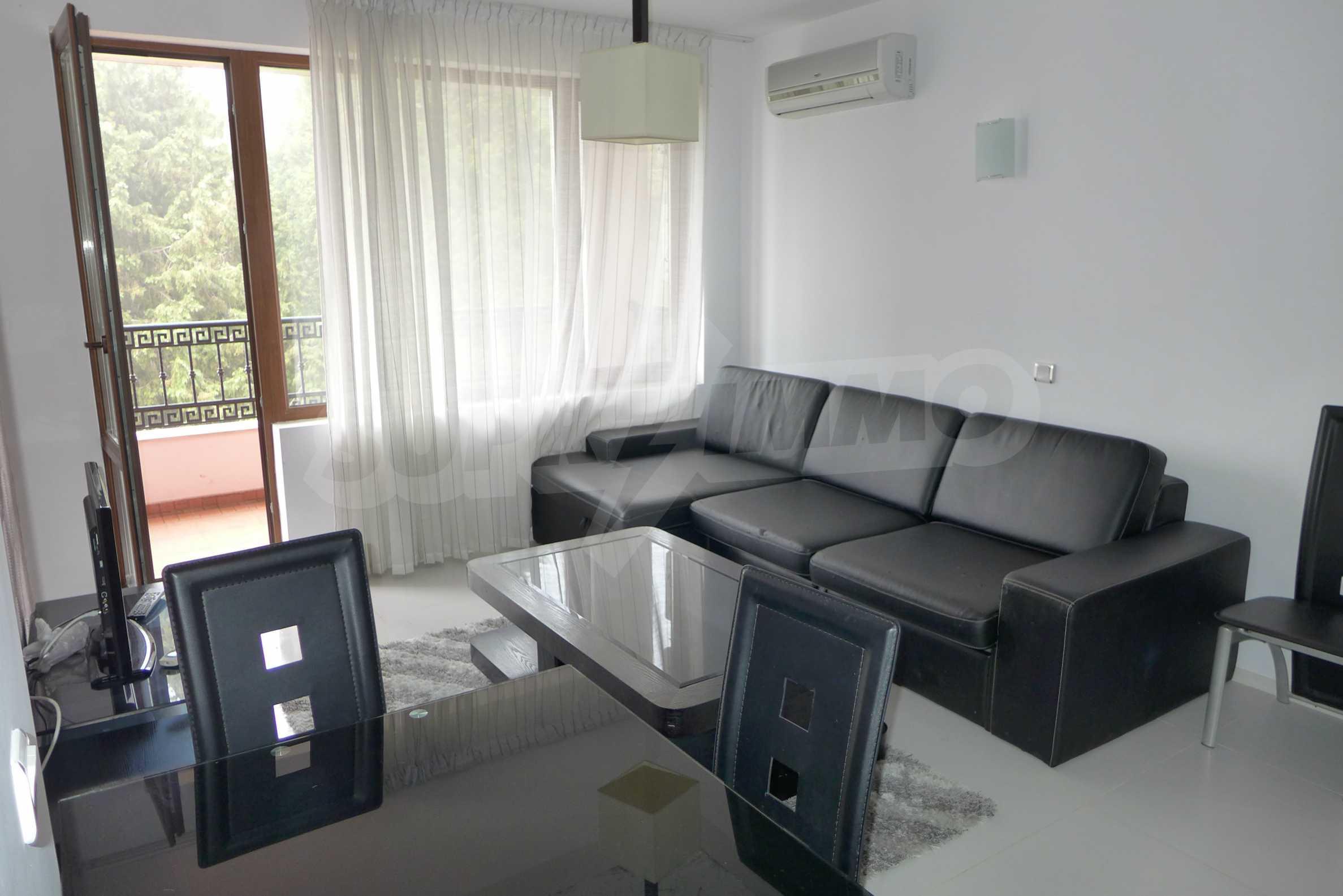 Luxus-Apartment mit einem Schlafzimmer in Rich Komplex 3