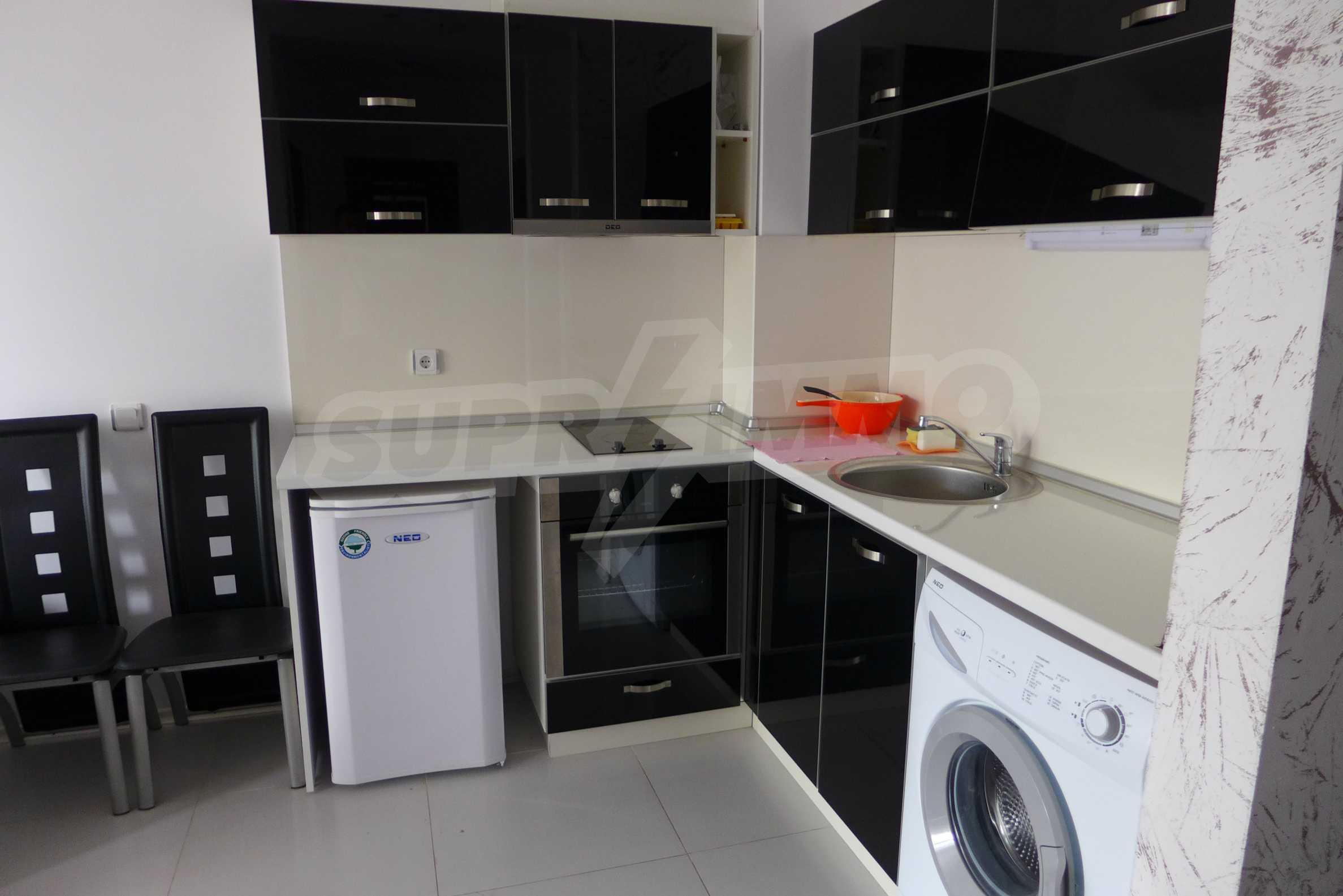 Luxus-Apartment mit einem Schlafzimmer in Rich Komplex 4