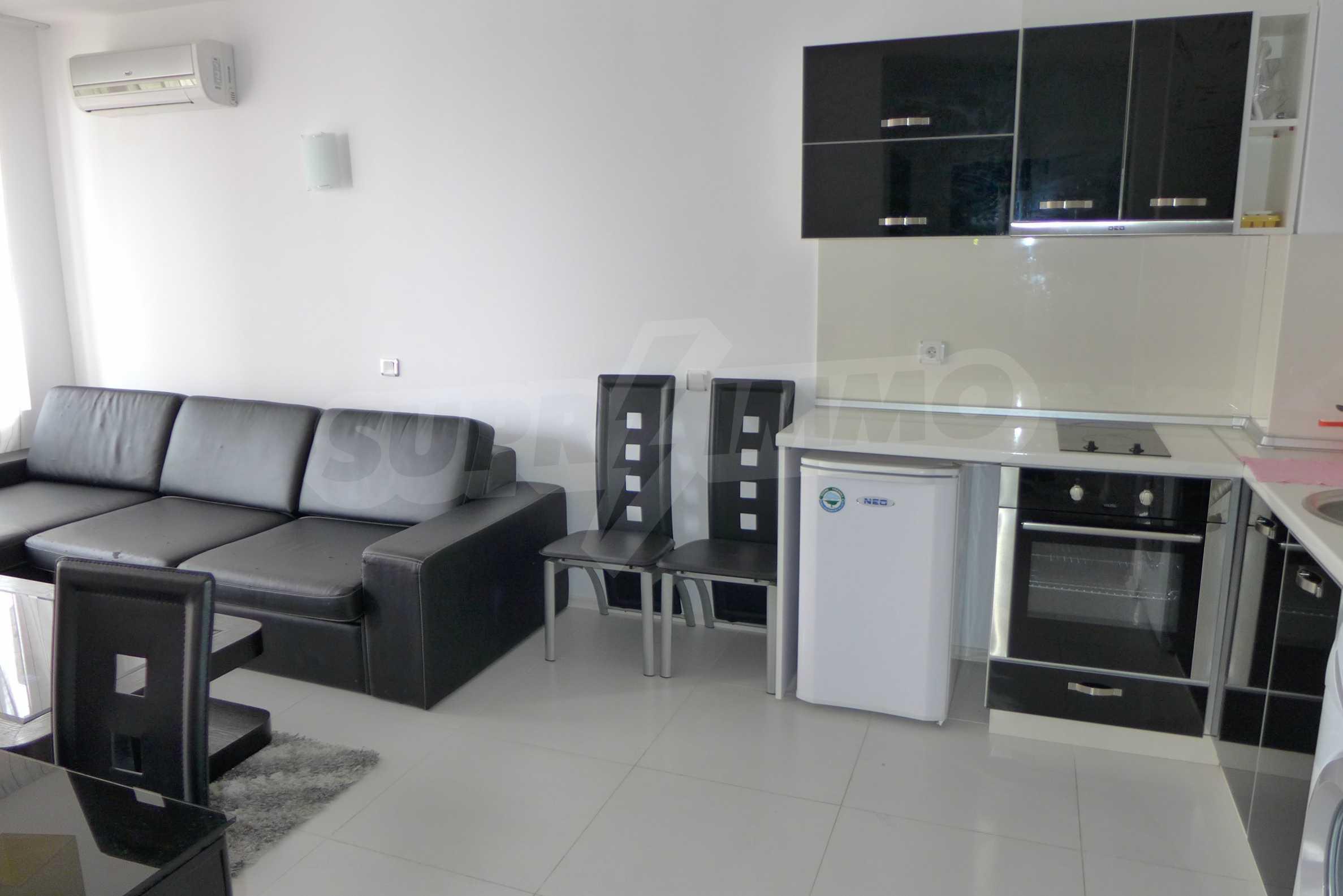 Luxus-Apartment mit einem Schlafzimmer in Rich Komplex 5