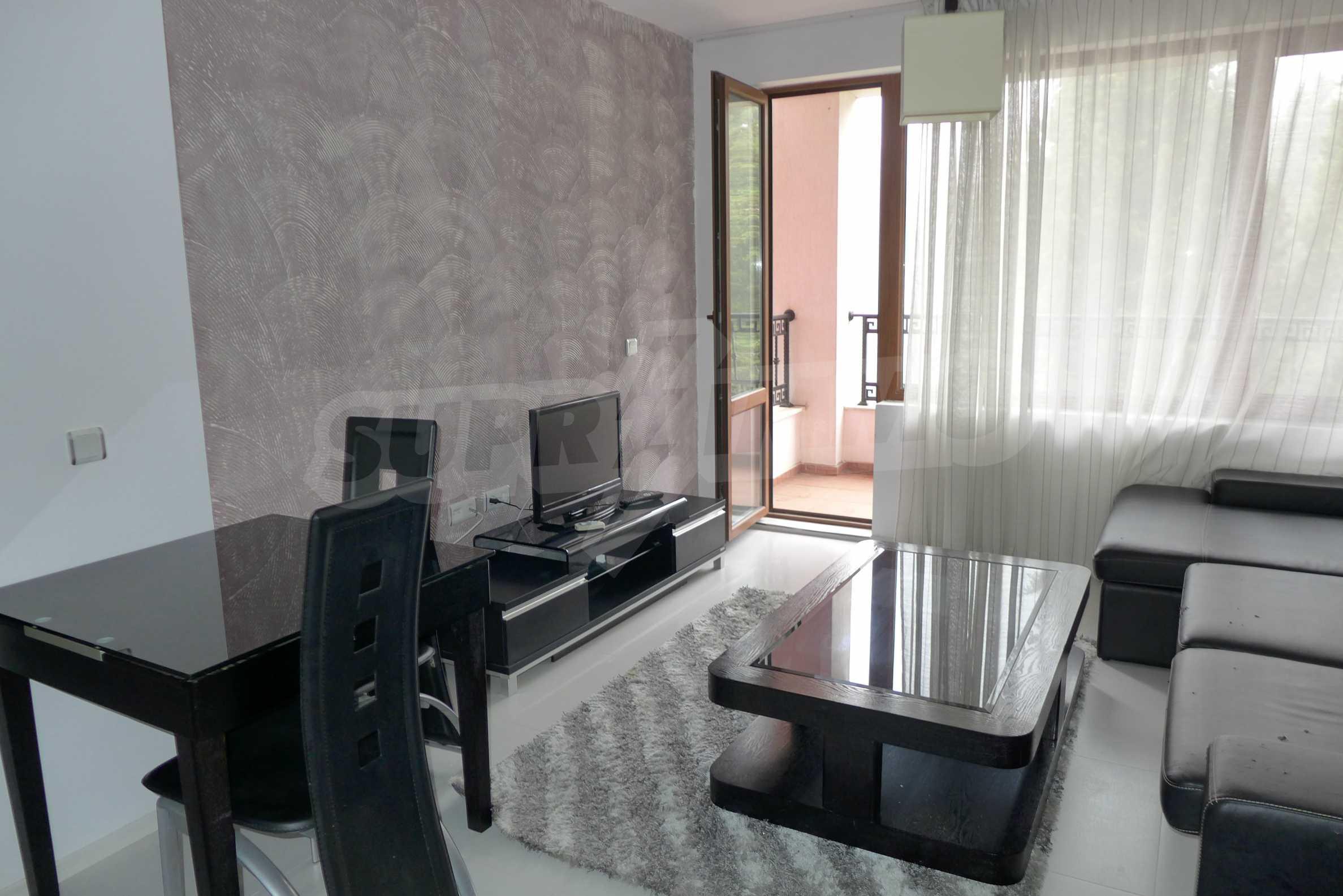 Luxus-Apartment mit einem Schlafzimmer in Rich Komplex 6