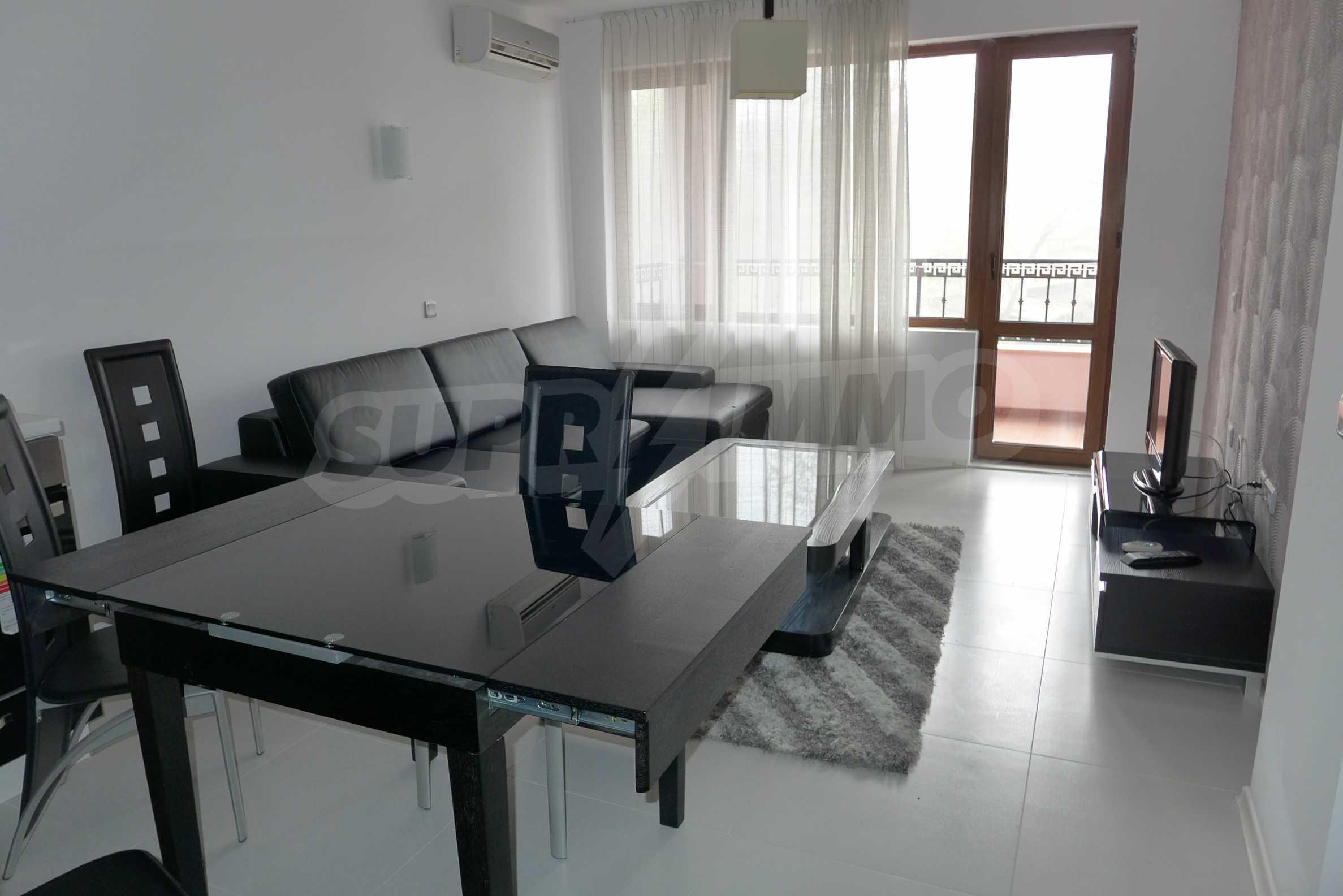 """Elegante Wohnung mit einem Schlafzimmer im Luxuskomplex """"Rich"""""""