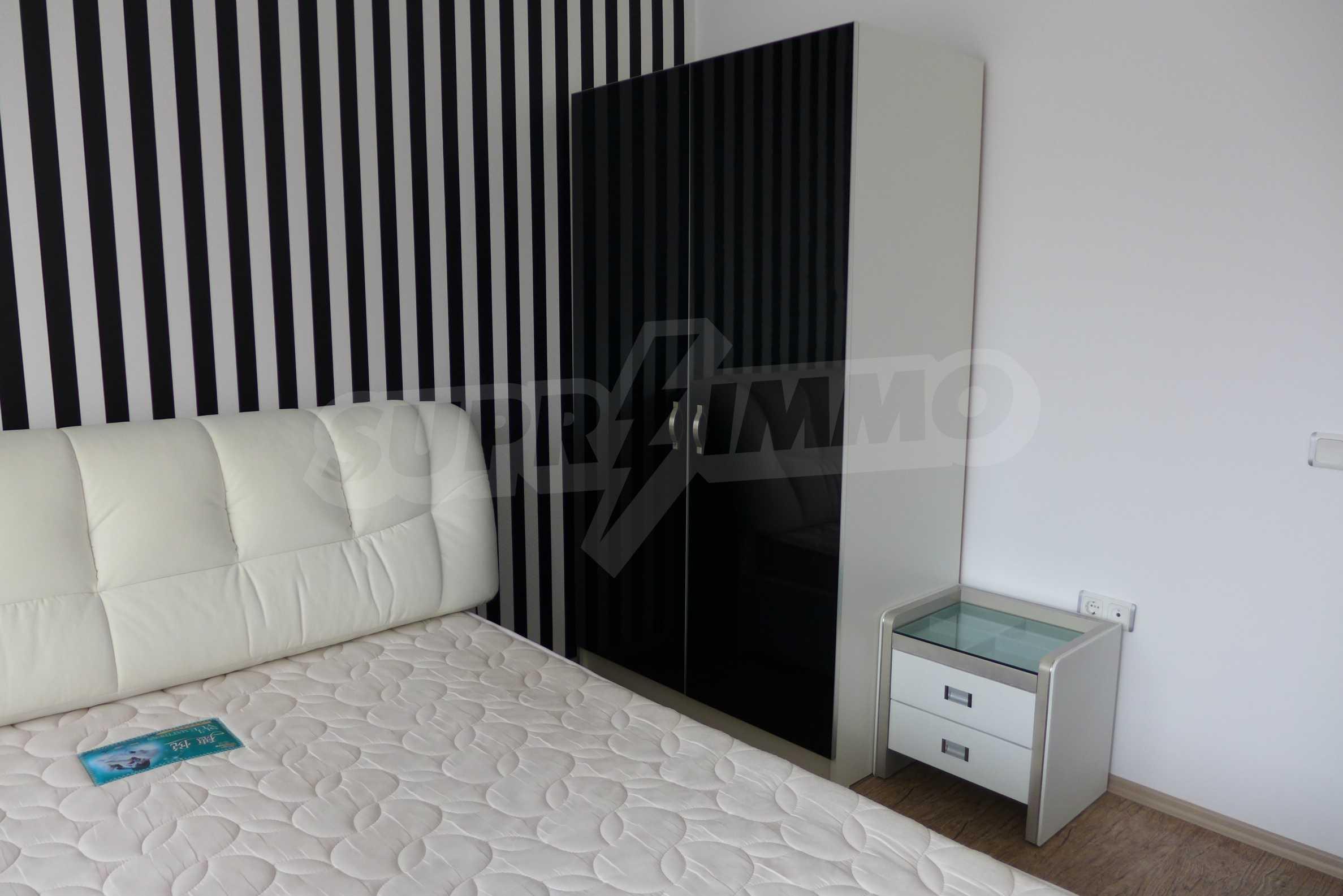 """Elegante Wohnung mit einem Schlafzimmer im Luxuskomplex """"Rich"""" 10"""