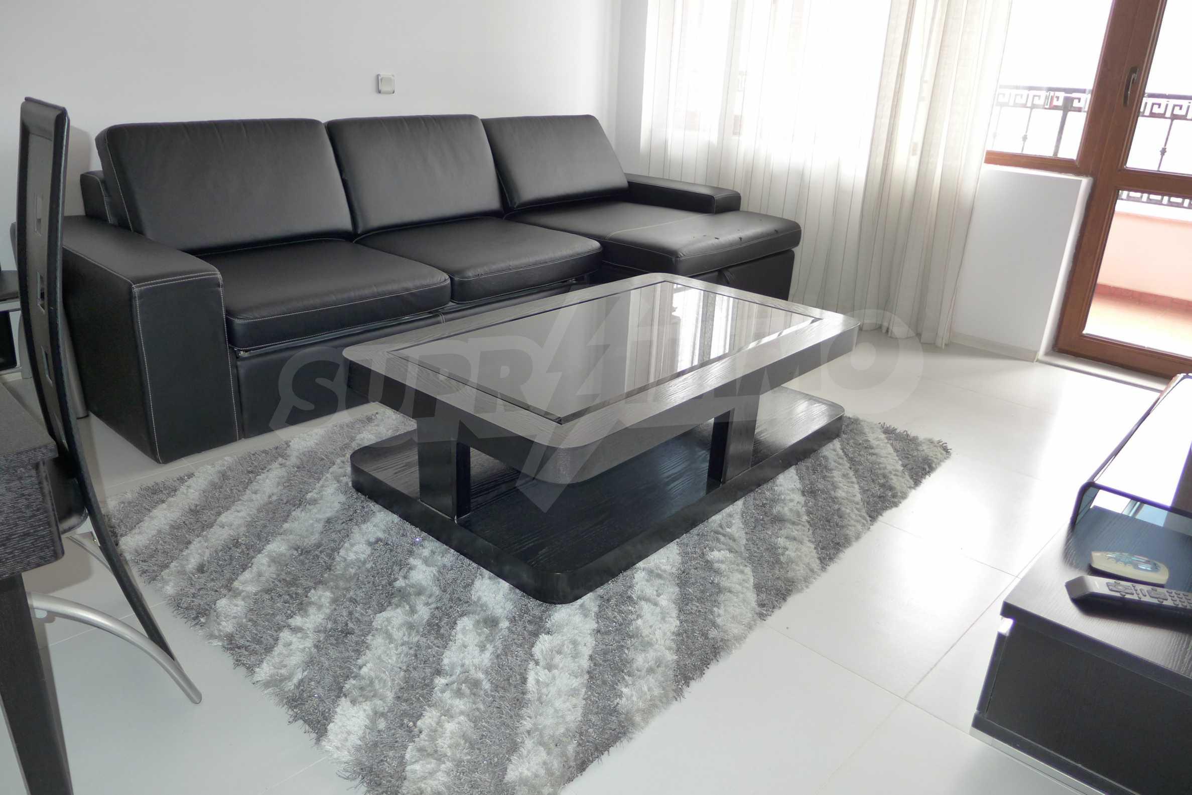"""Elegante Wohnung mit einem Schlafzimmer im Luxuskomplex """"Rich"""" 3"""