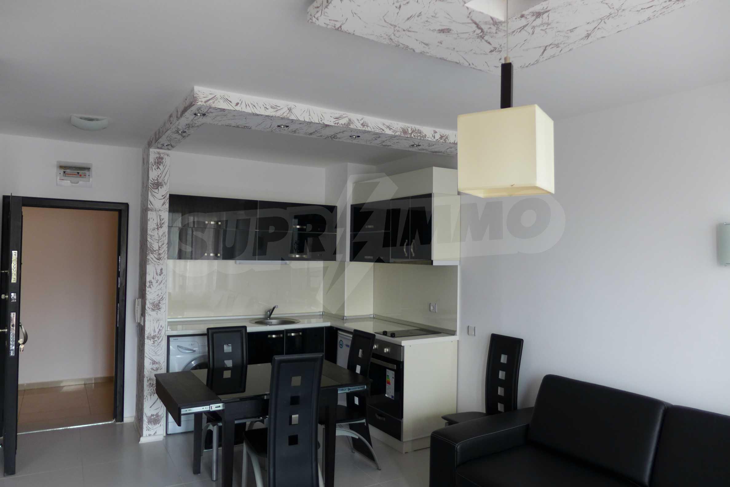 """Elegante Wohnung mit einem Schlafzimmer im Luxuskomplex """"Rich"""" 6"""