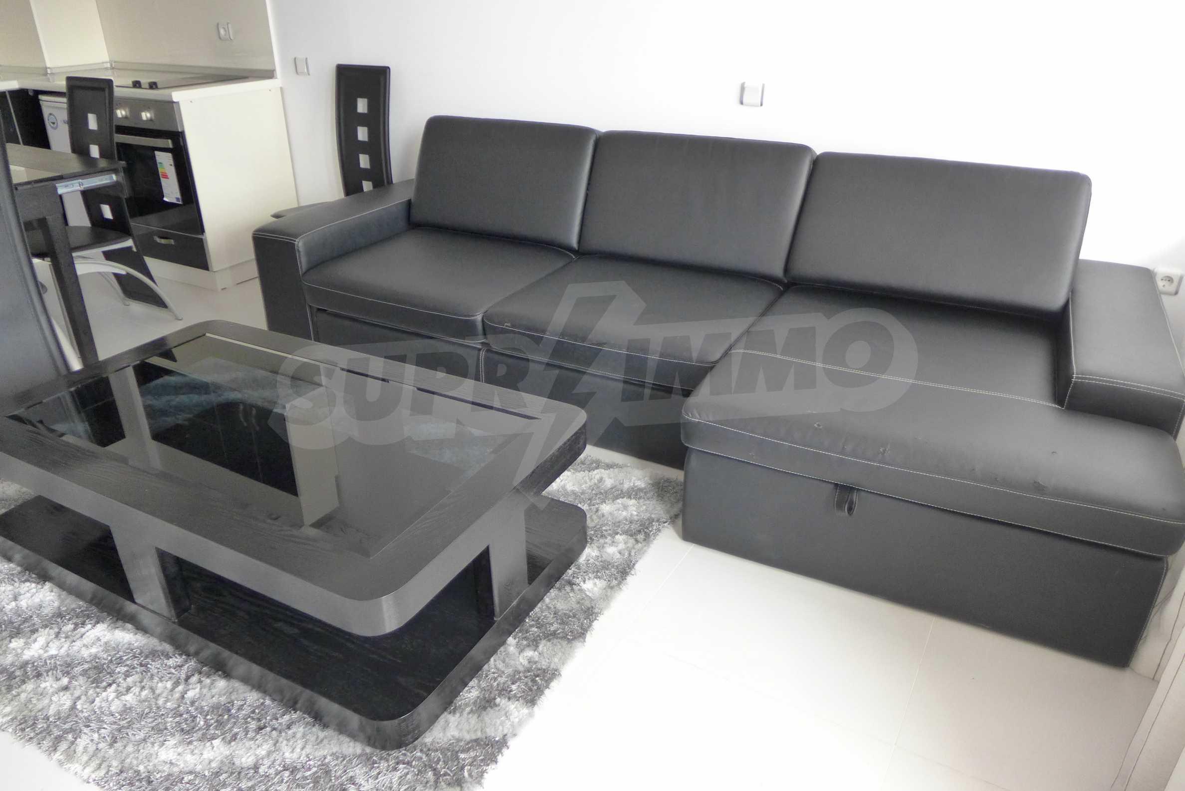 """Elegante Wohnung mit einem Schlafzimmer im Luxuskomplex """"Rich"""" 7"""