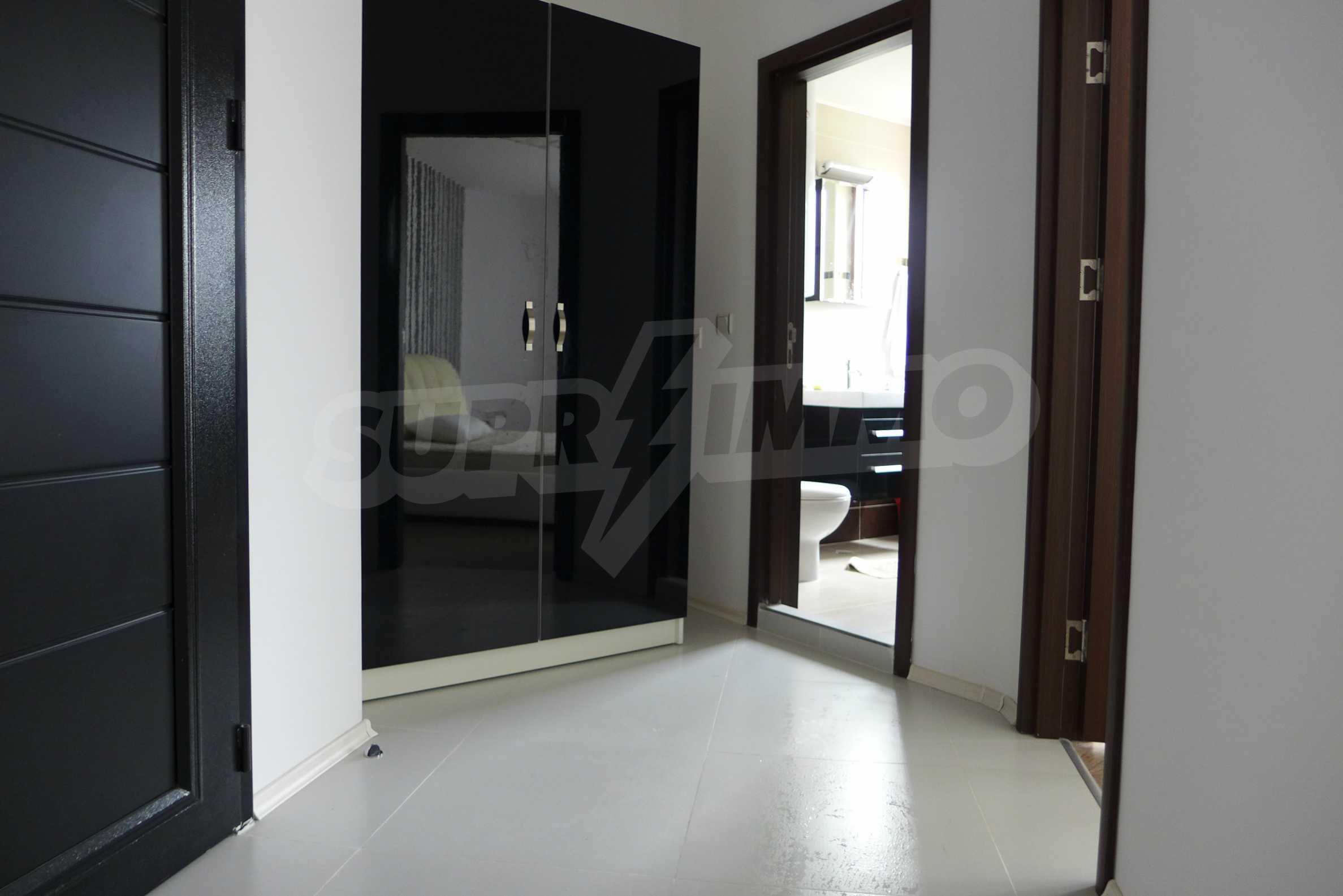Möblierte Wohnung mit einem Schlafzimmer in Rich Komplex 14