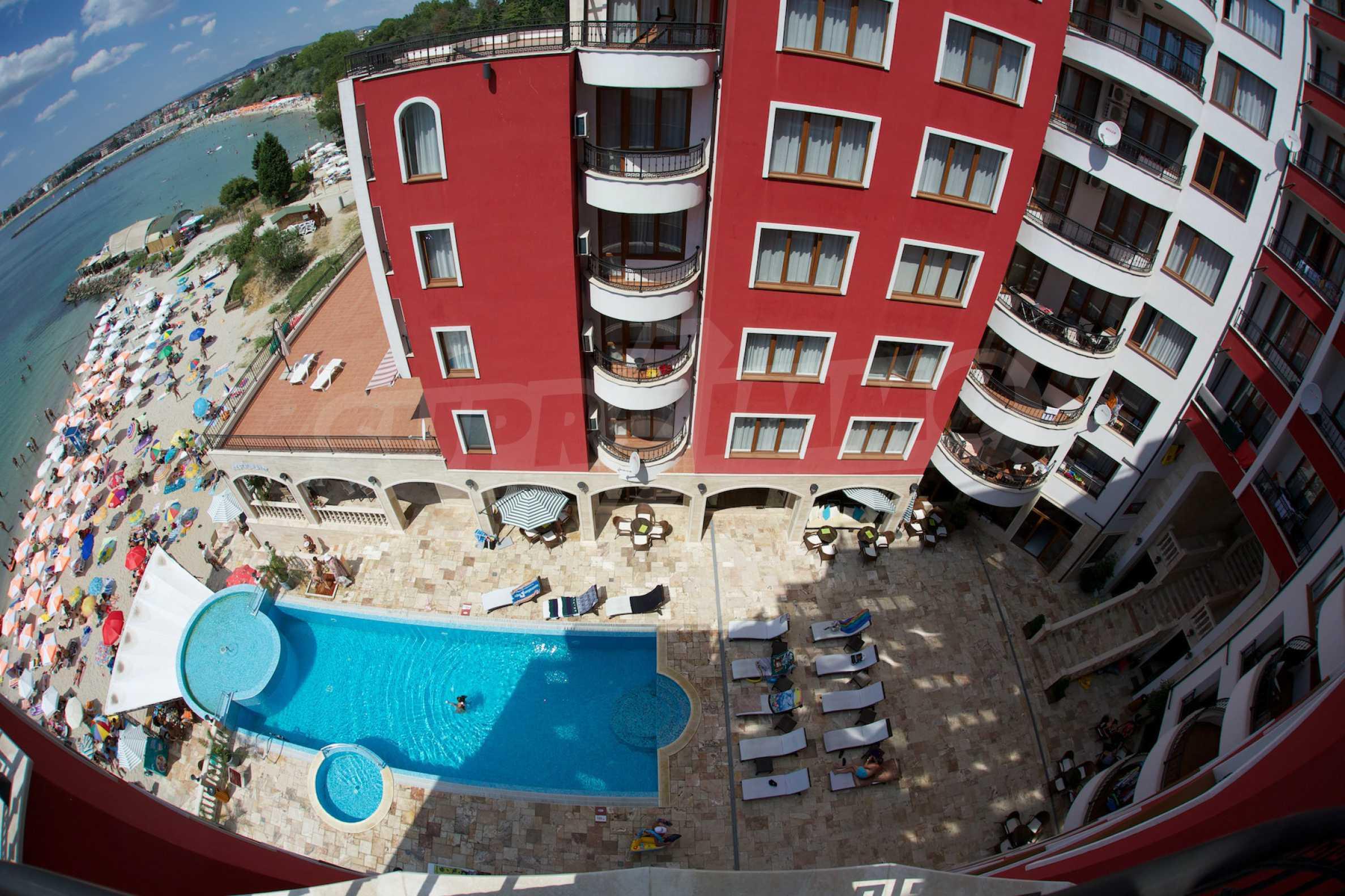 Luxus-Apartment mit zwei Schlafzimmern in Rich Komplex 26