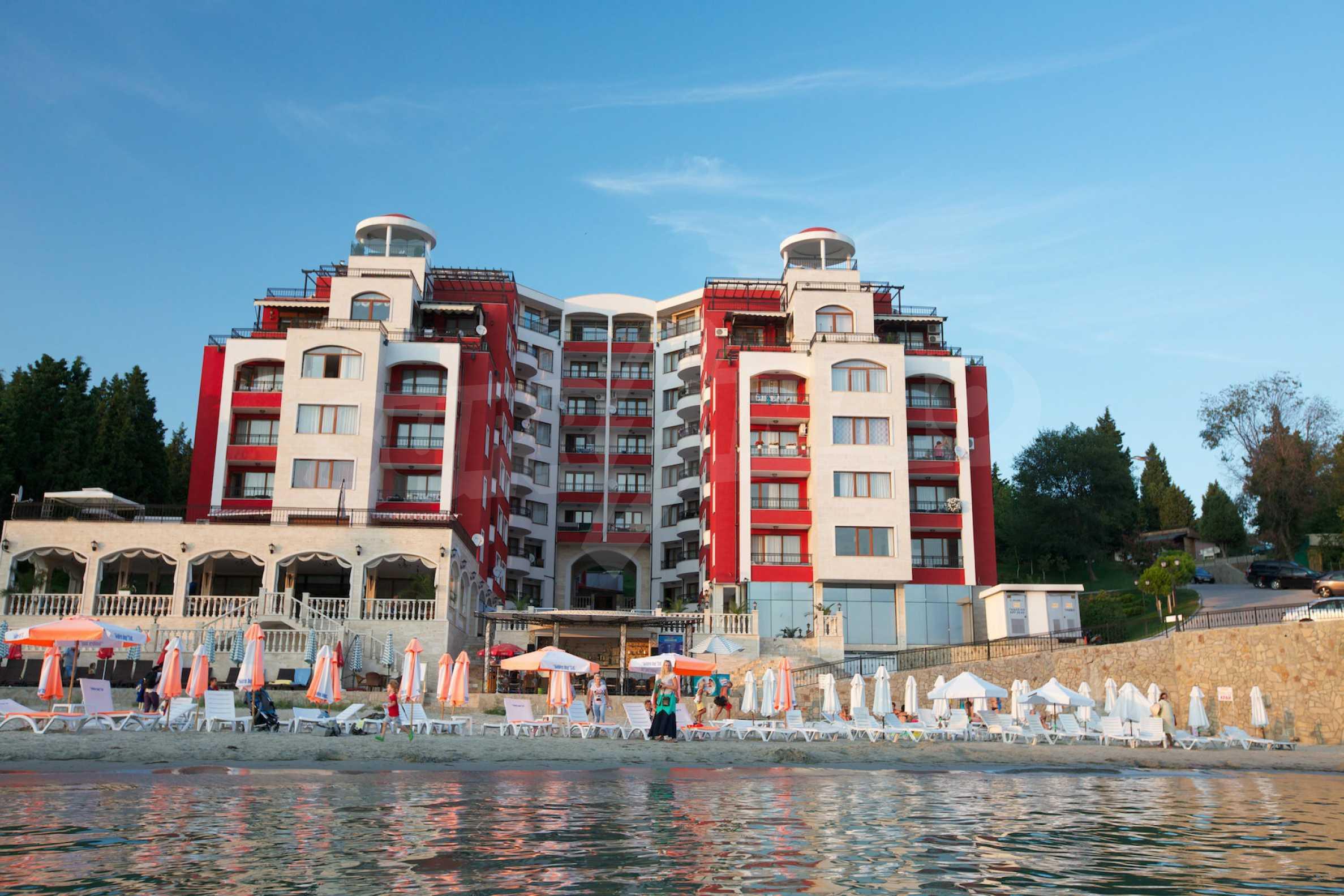 Luxus-Apartment mit zwei Schlafzimmern in Rich Komplex 29