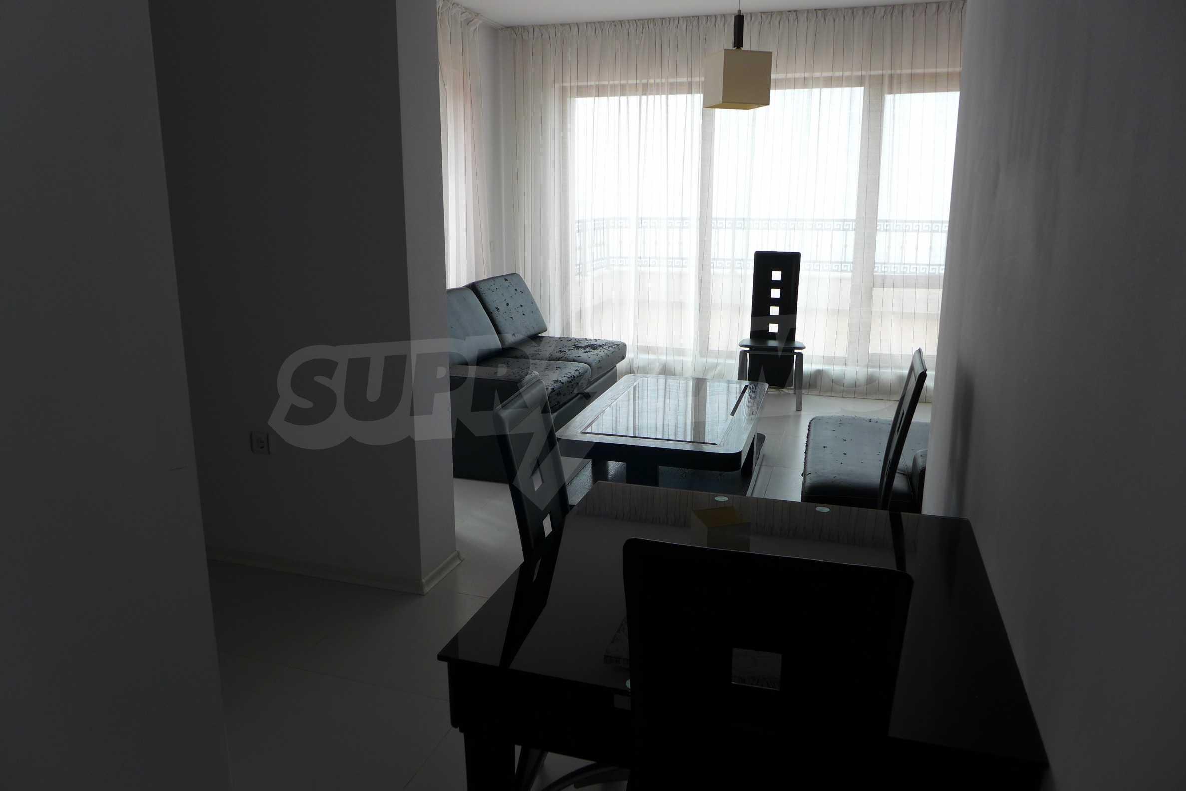 Luxus-Apartment mit zwei Schlafzimmern in Rich Komplex 3