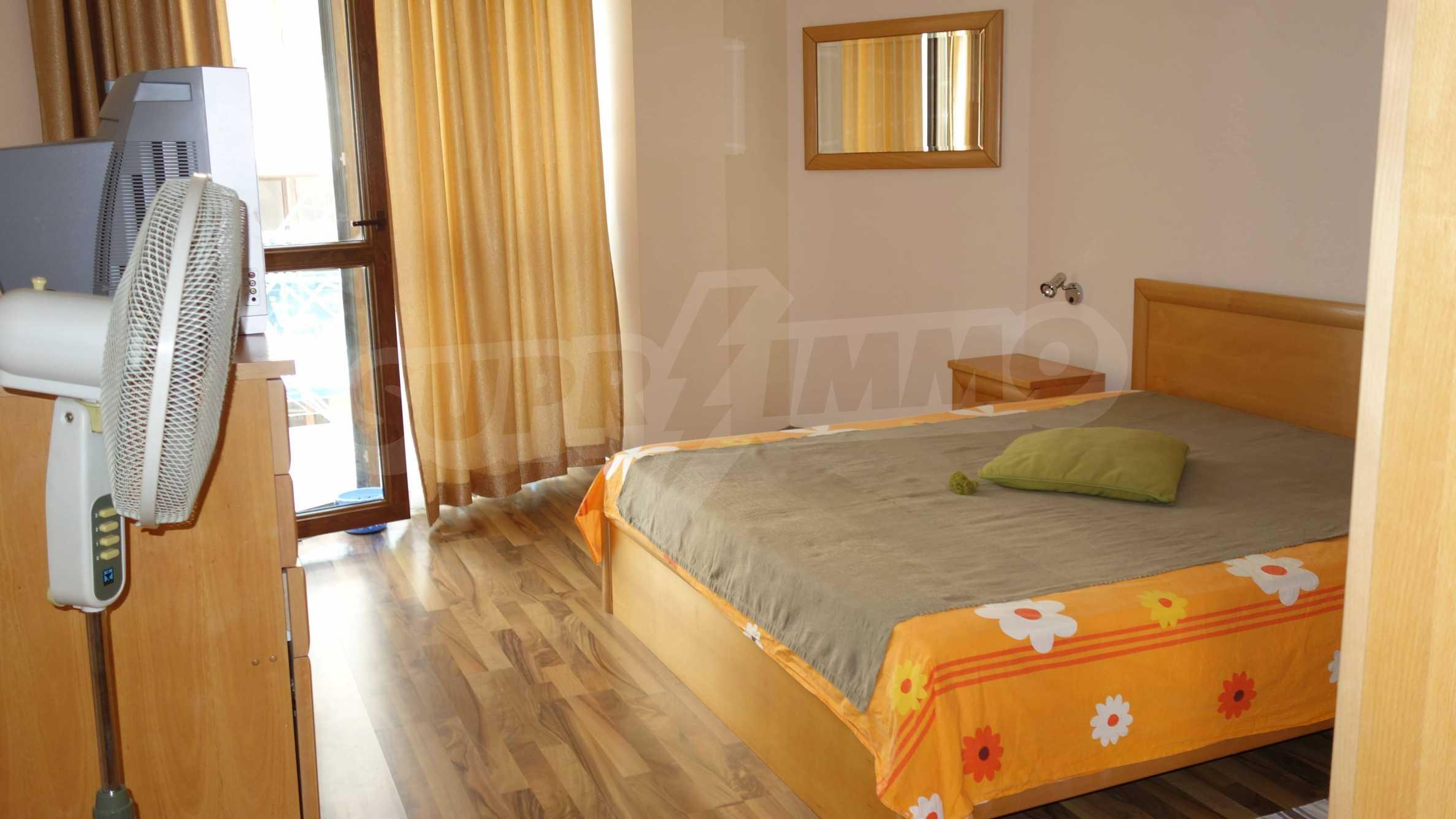 One-bedroom apartment in Starfish complex in Sveti Vlas 13