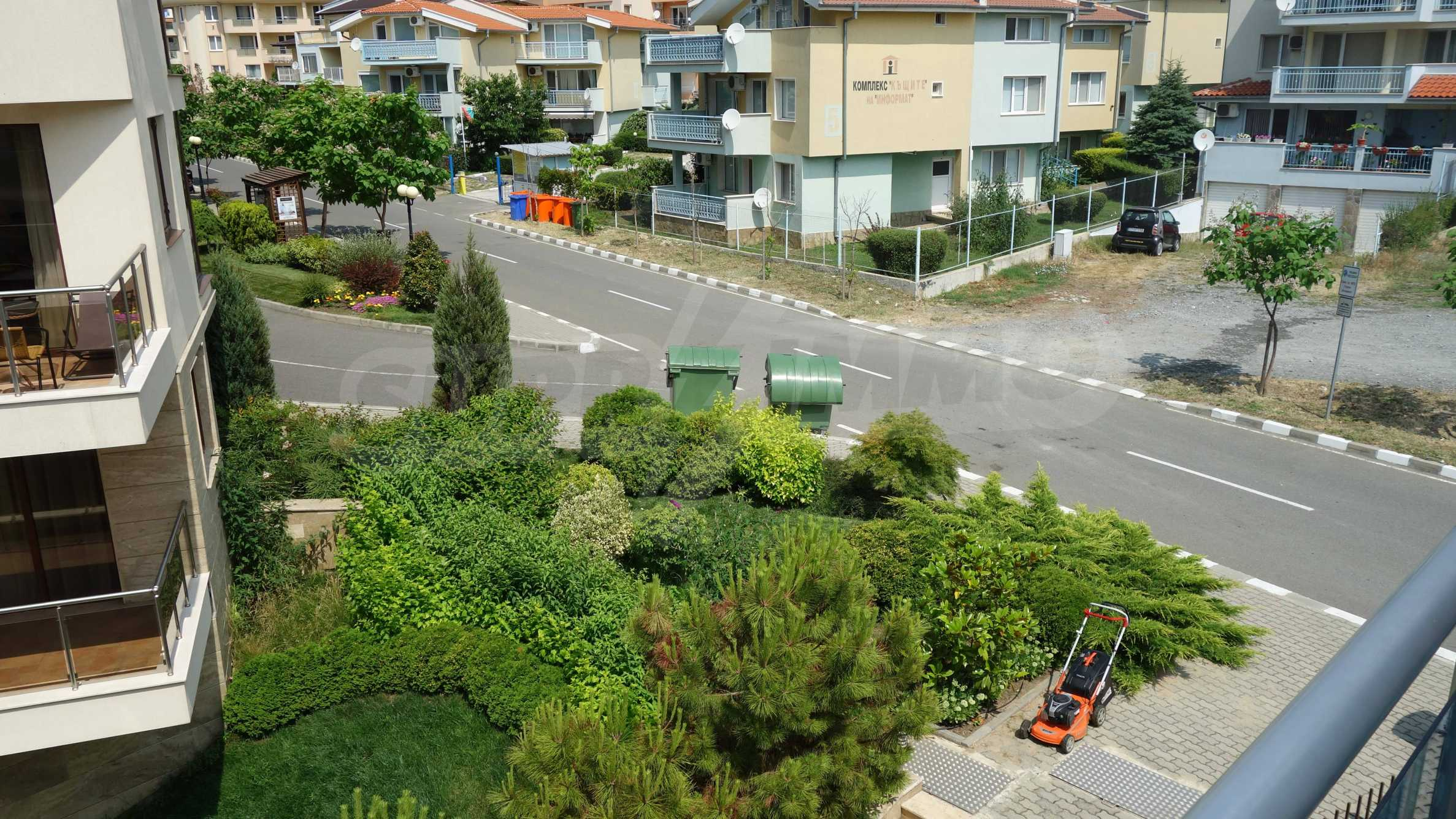 One-bedroom apartment in Starfish complex in Sveti Vlas 21