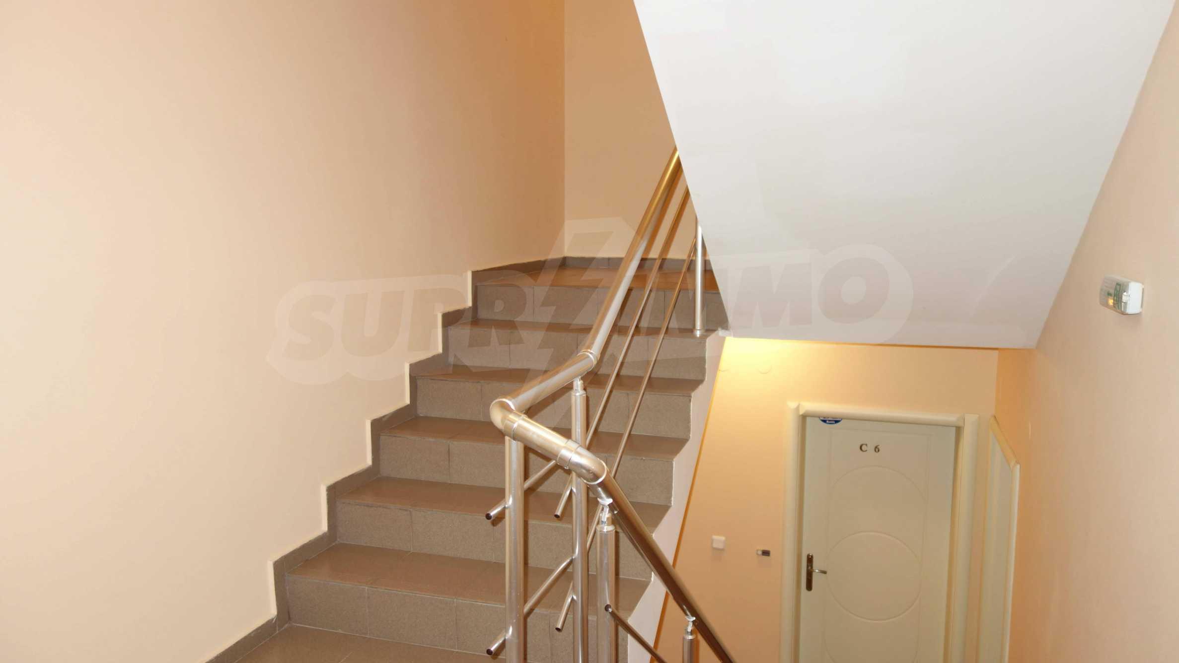 One-bedroom apartment in Starfish complex in Sveti Vlas 26