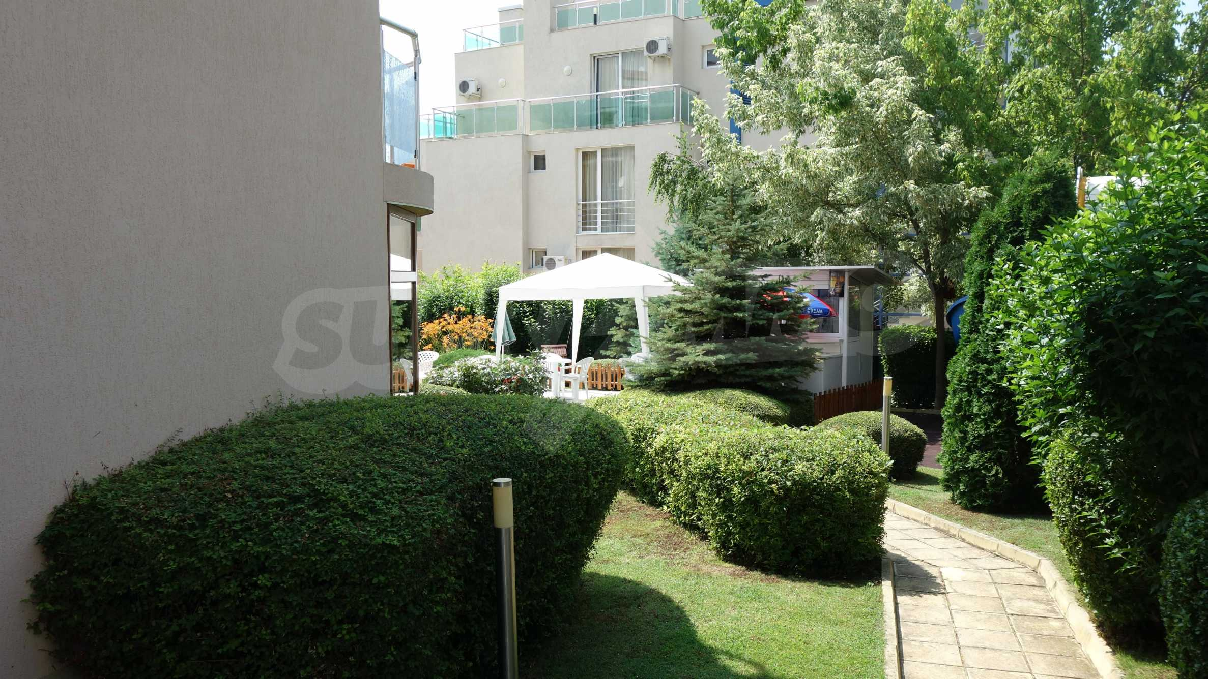 One-bedroom apartment in Starfish complex in Sveti Vlas 28
