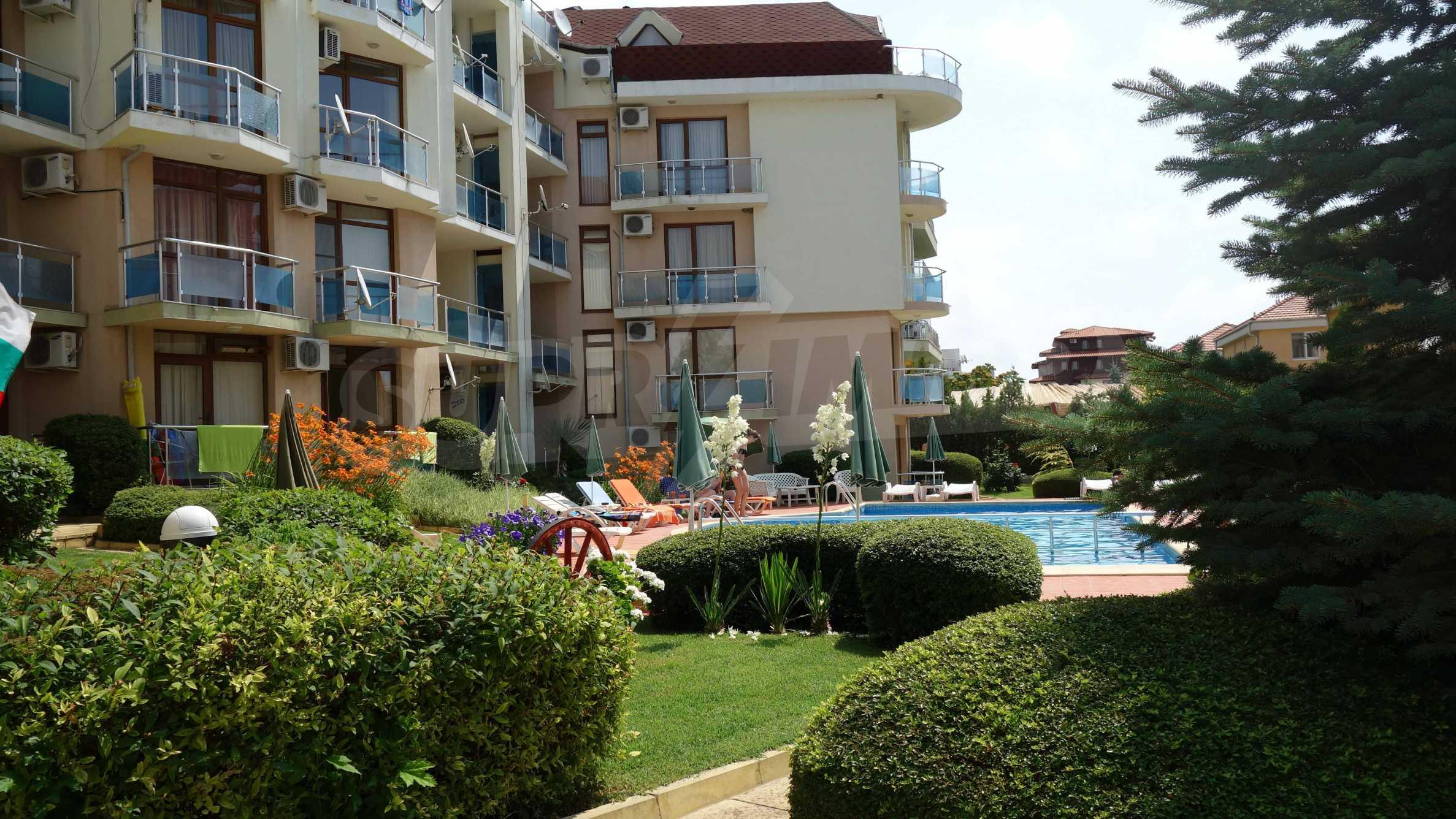 One-bedroom apartment in Starfish complex in Sveti Vlas 30