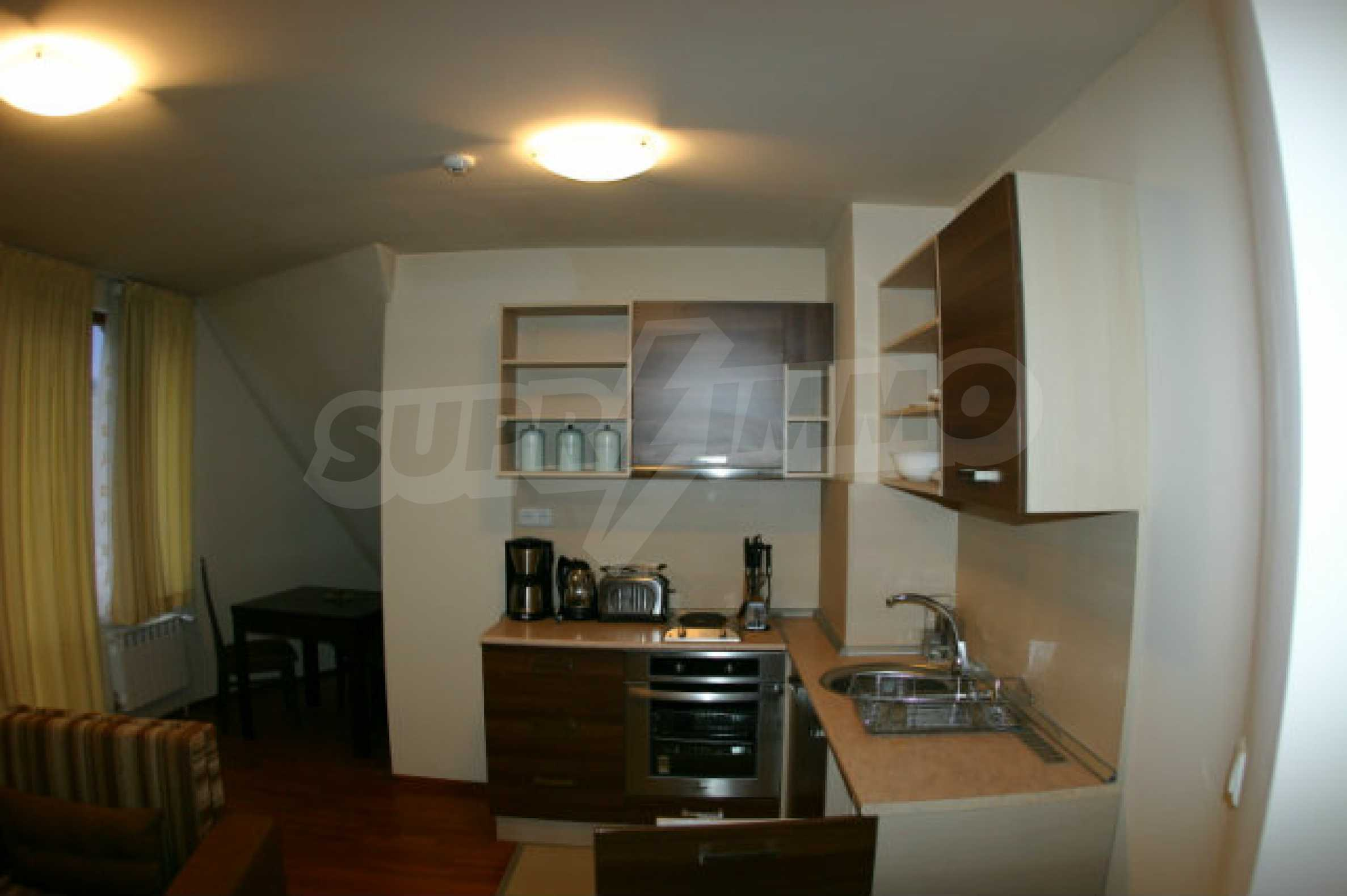 Fully furnished and equipped holiday apartment