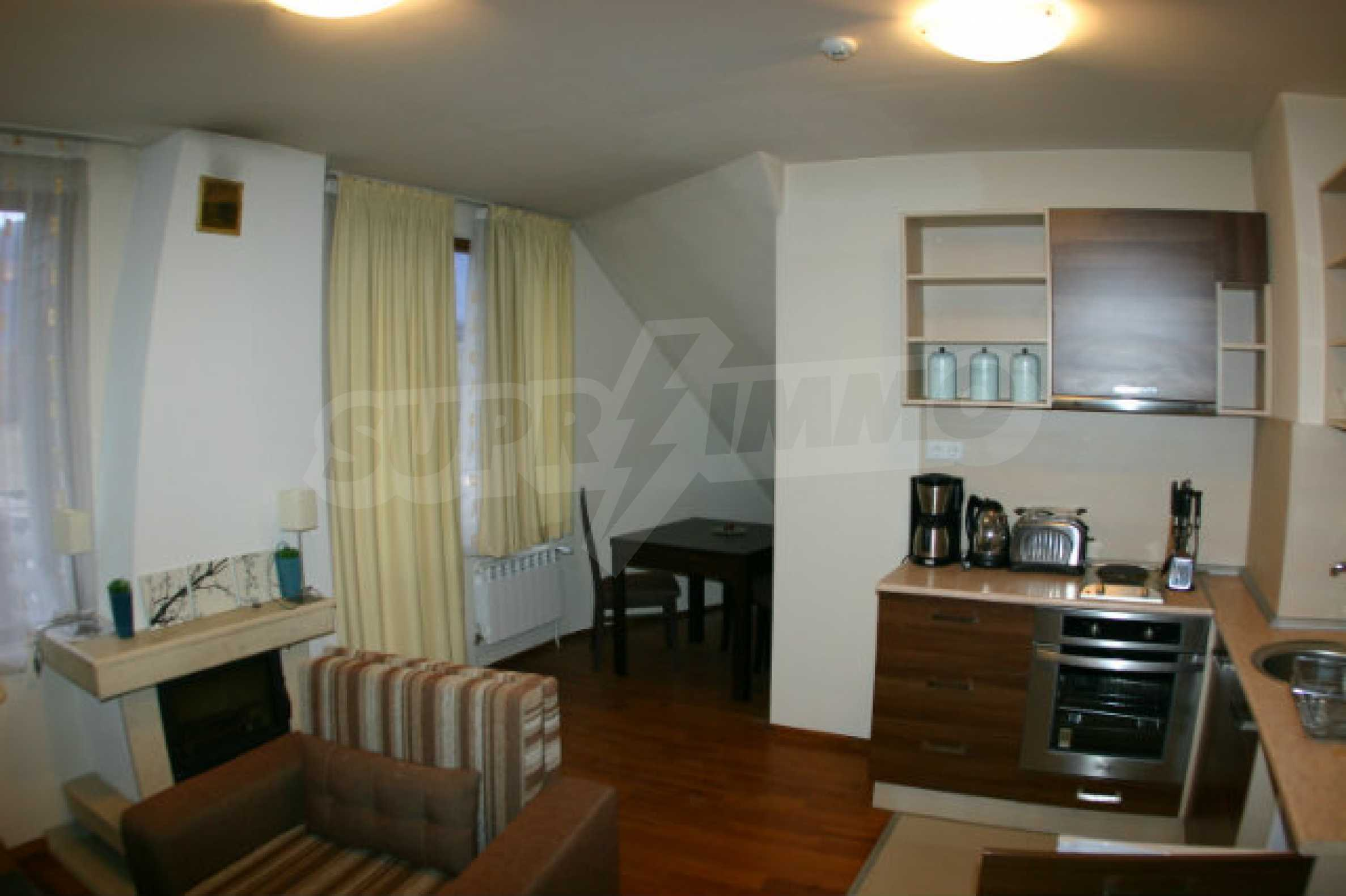 Fully furnished and equipped holiday apartment 1