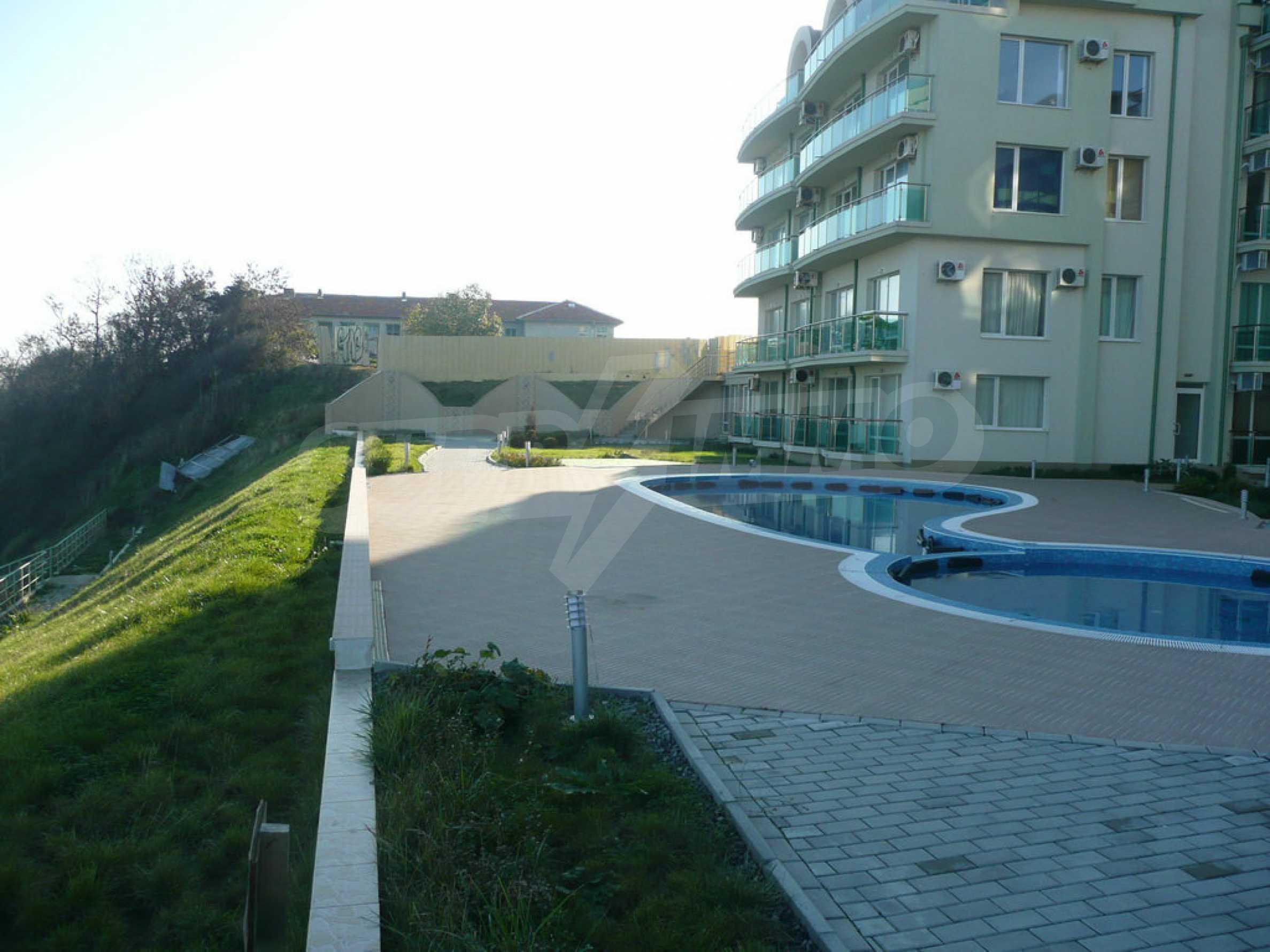 Apartment mit einem Schlafzimmer im Strandkomplex Lozenets 16