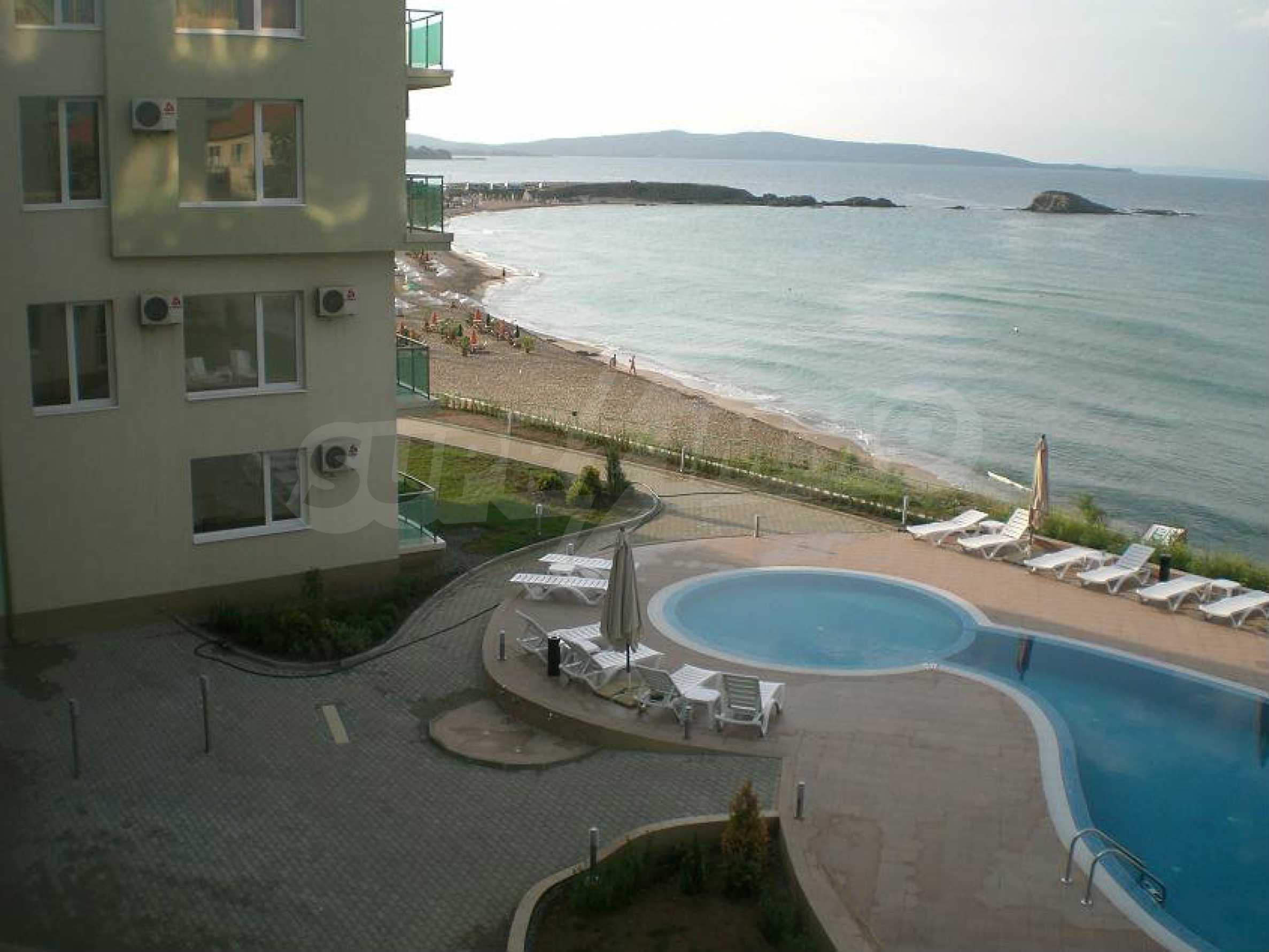 Apartment mit einem Schlafzimmer im Strandkomplex Lozenets 19