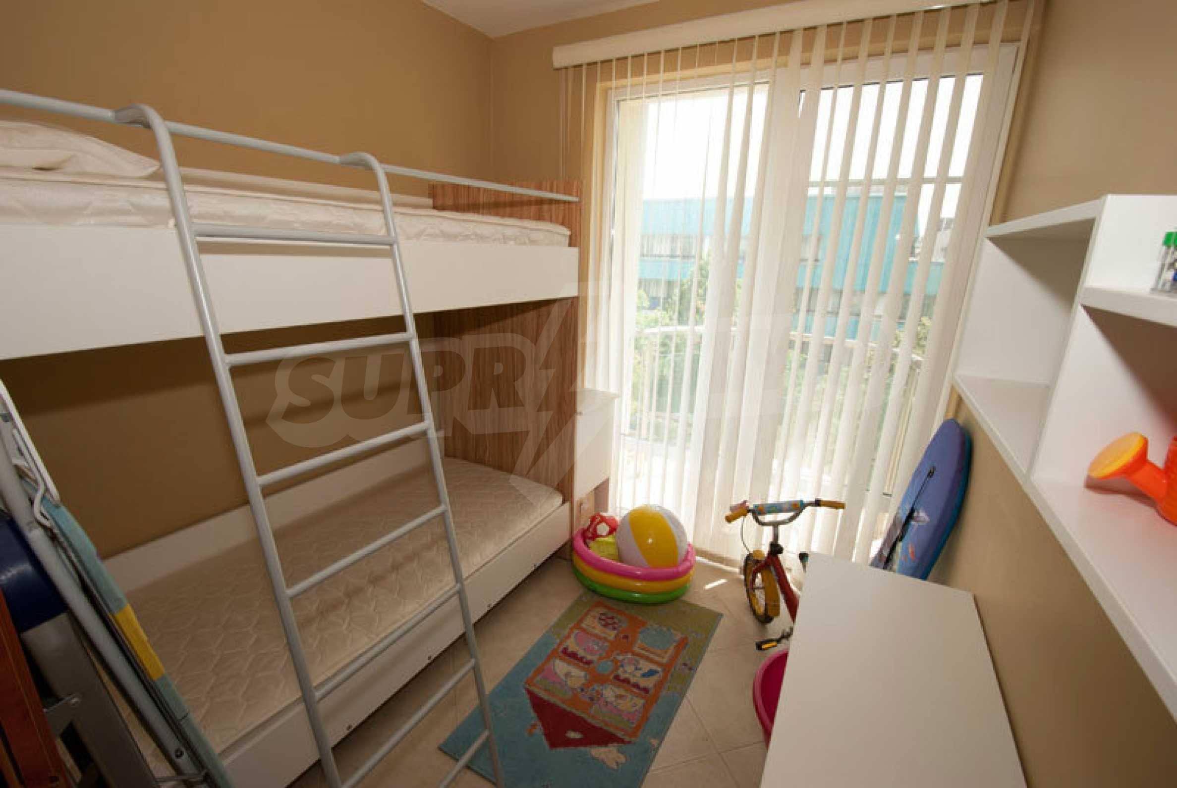 Apartment mit einem Schlafzimmer im Strandkomplex Lozenets 6
