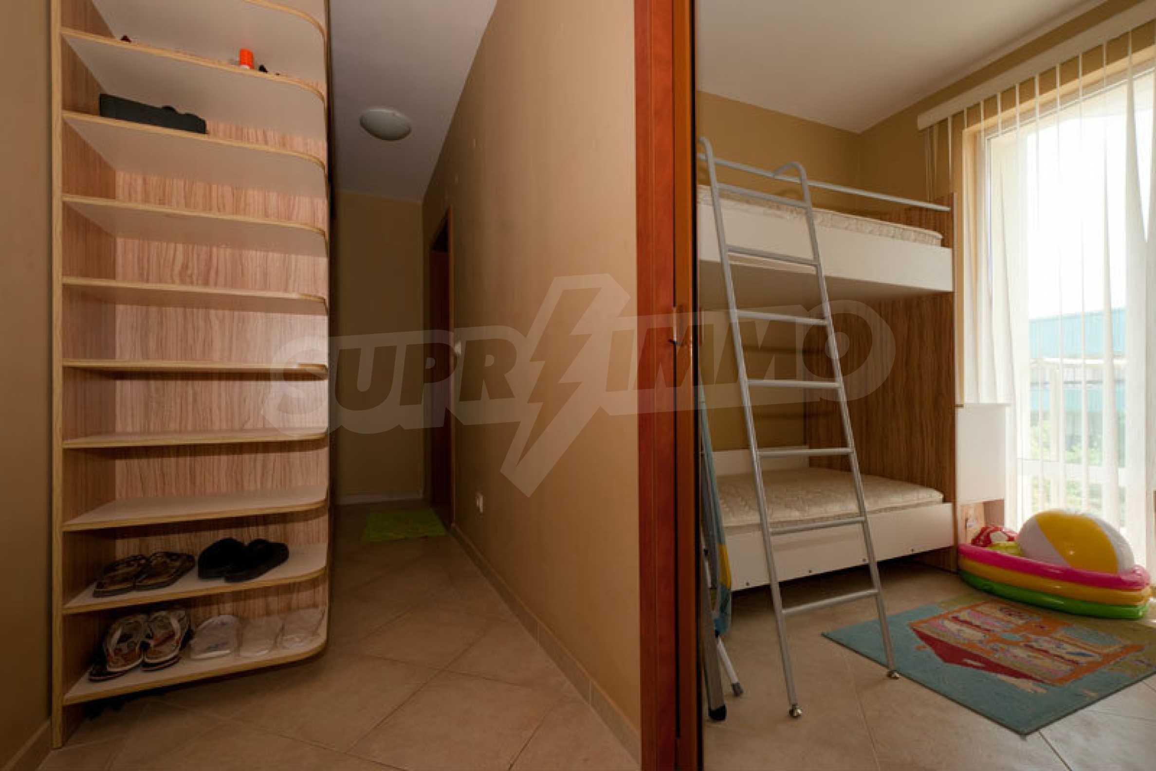 Apartment mit einem Schlafzimmer im Strandkomplex Lozenets 7